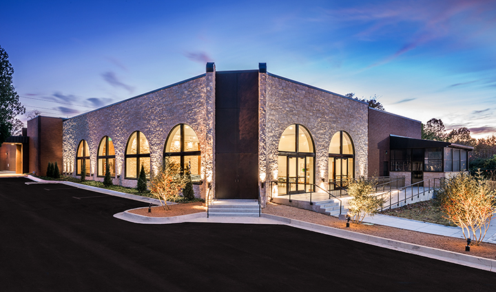 holy trinity community center addition -