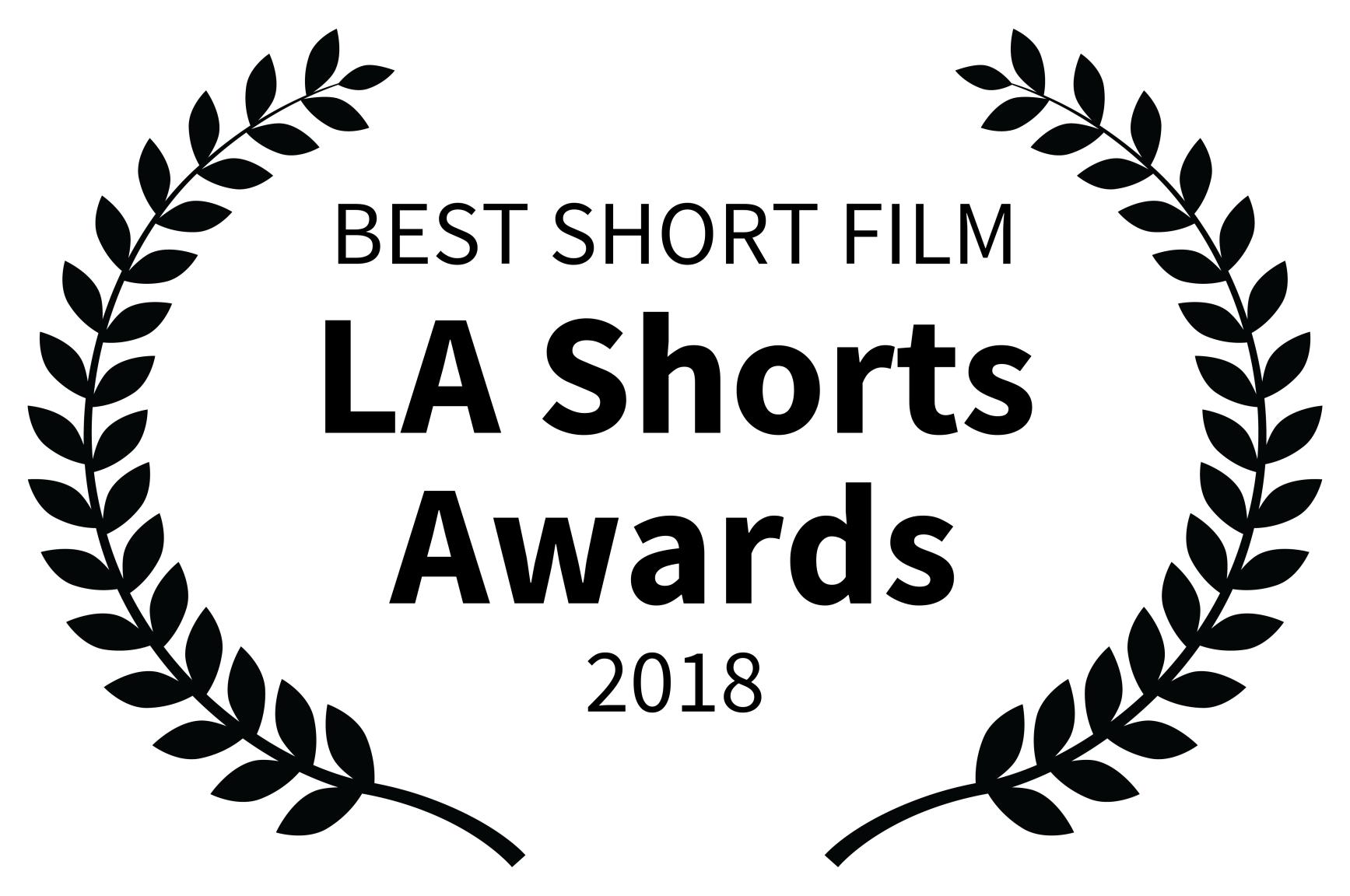 BEST SHORT FILM - LA Shorts Awards - 2018.png