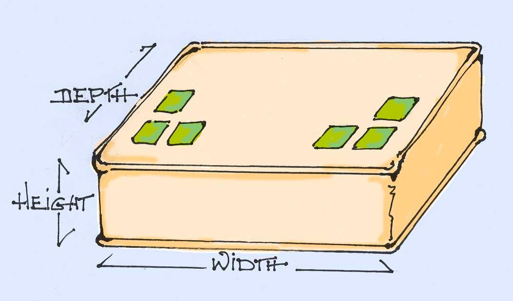 Measure cushion