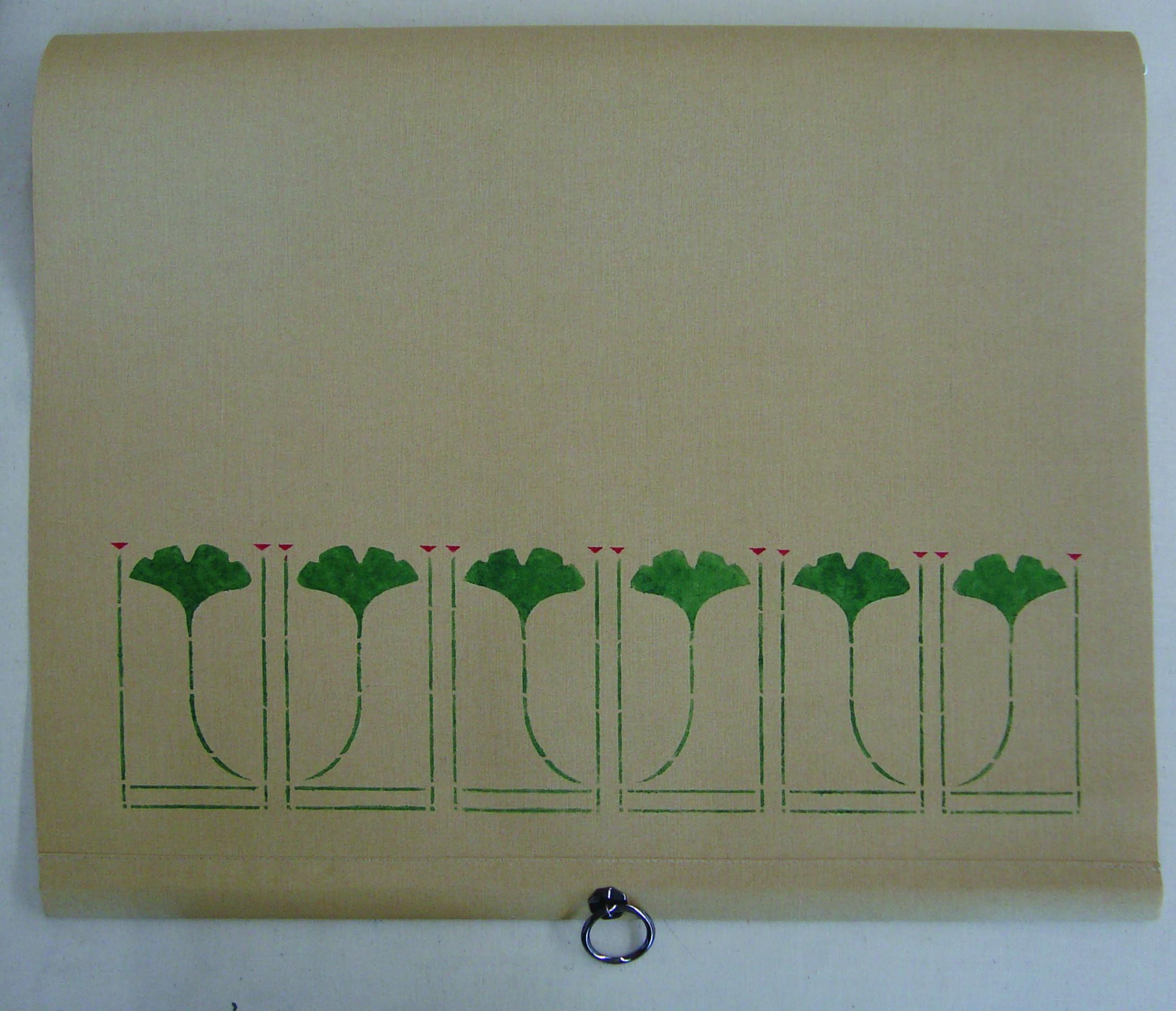 forest-ginkgo-roller-shade