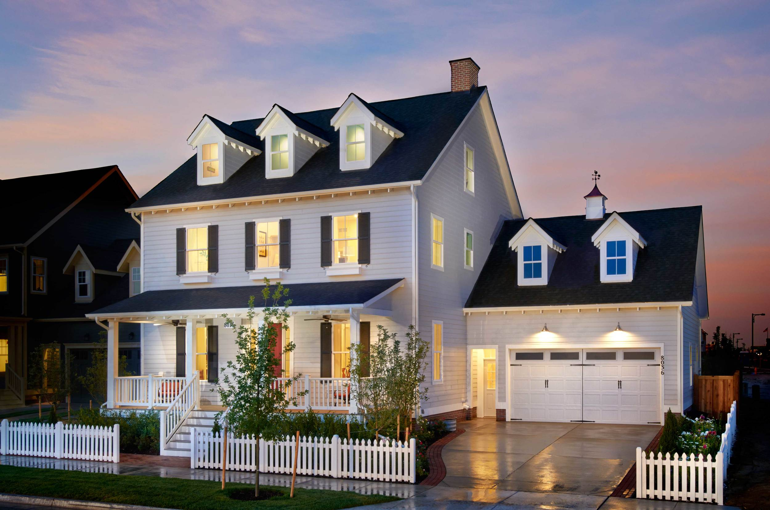 The Chesapeake--the evolution of our most popular floorplan for over 15 years.