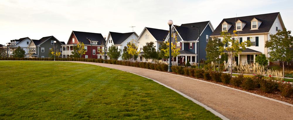 Stapleton — New Parkwood Homes in Denver, Littleton and Urbana