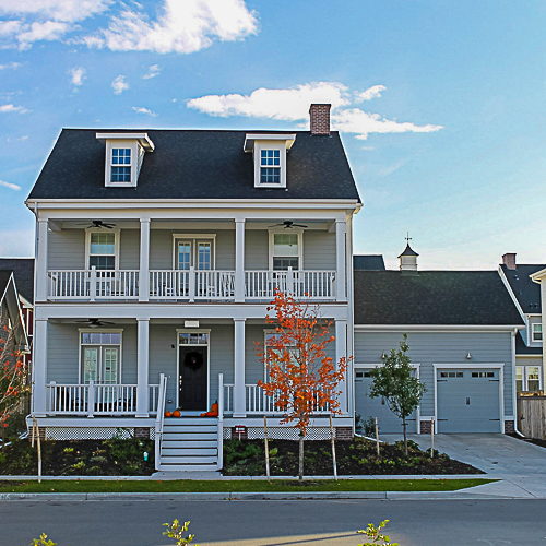 The Cape May   3 - 7 Bedrooms  2.5 - 5 Bathrooms  2,500+ sqft  Starting from high $600s