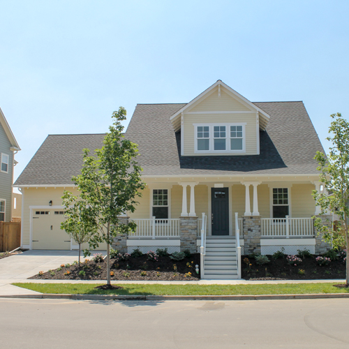 The Arlington   2 - 6 Bedrooms  2.5 - 5 Bathrooms  2,400+ sqft  Starting from low $700s