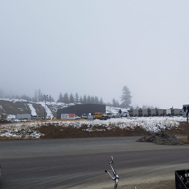 Our beautiful new location at 4095 hwy. 93 n kalispell MT  #rvmontana #flatheadrvs #forestriverrv #getoutandcamp #palomino #greywolf #tiffin #skiwhitefish #wintercamping  Ect ect ect...