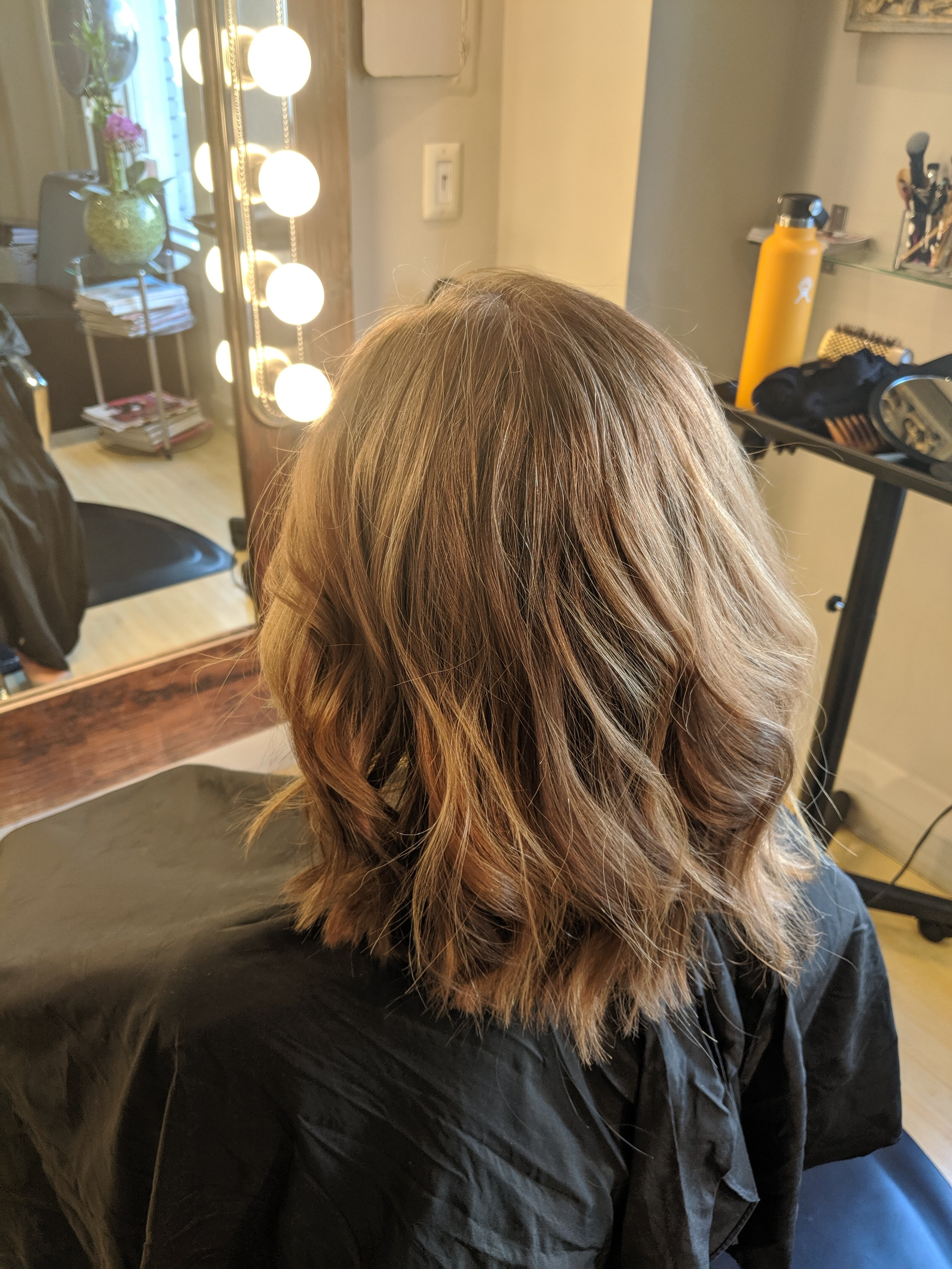 Haircut/Color/Style