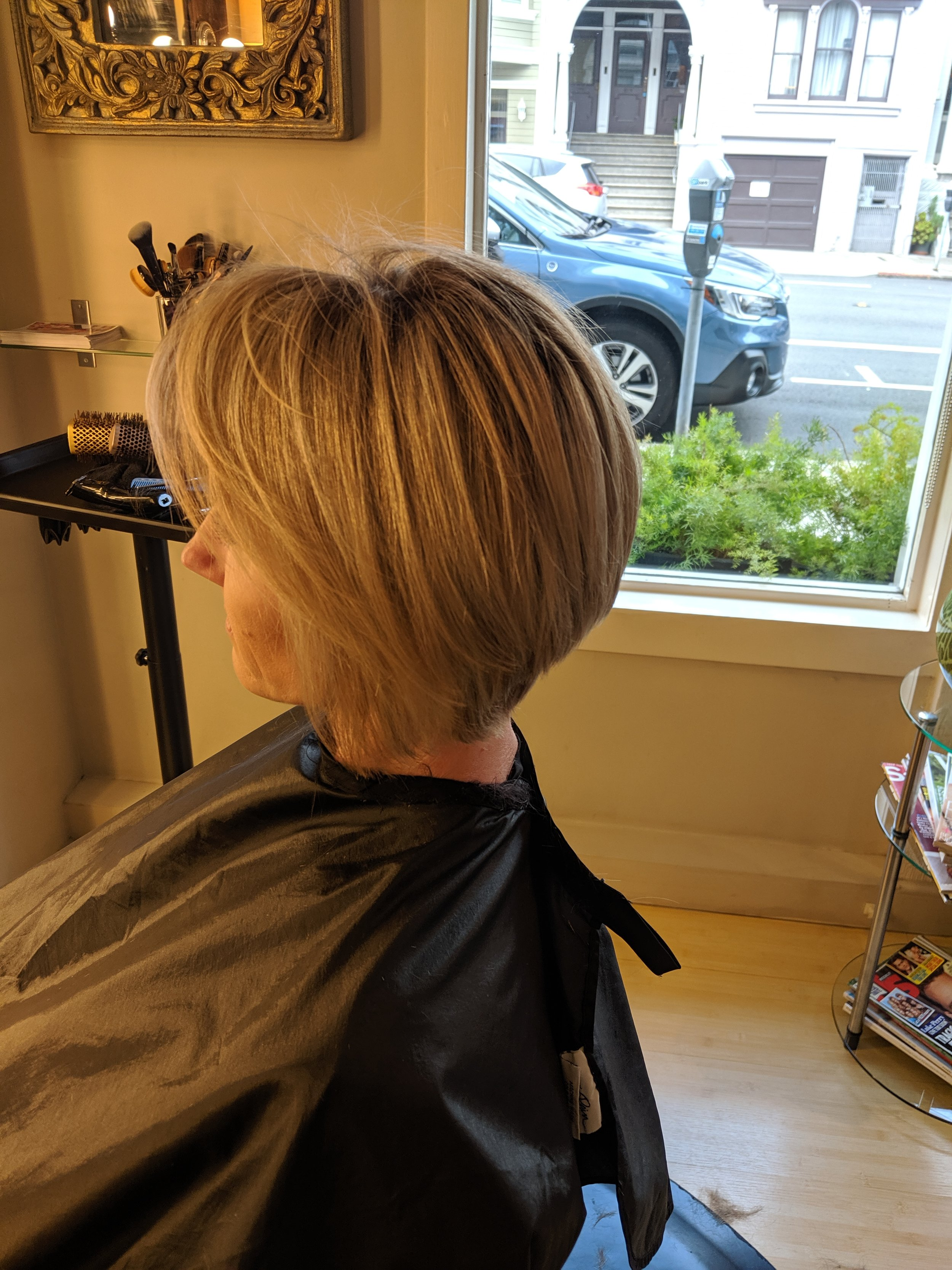 Haircut/ Highlight