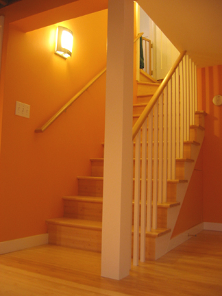 photoDavidowFordStairRemodelCopyrightVelocipede2008.JPG