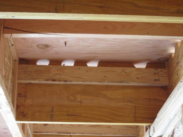 roof venting at rake