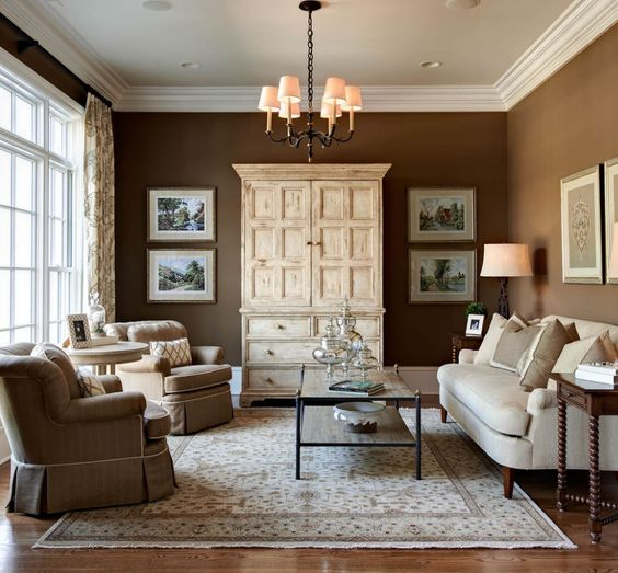 Neutral Paint Colors Inspiring Homes Design