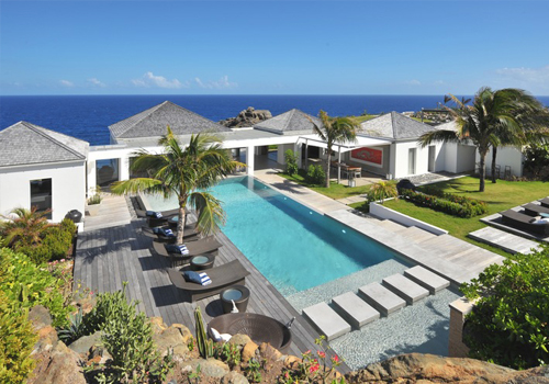 ST BARTH - Domaine du Levant - 6 Bd, 6 Bth  - click for more info -
