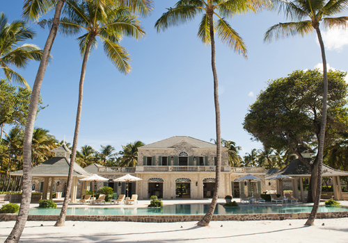 MUSTIQUE - Palm Beach - 8 Bd, 8 Bth