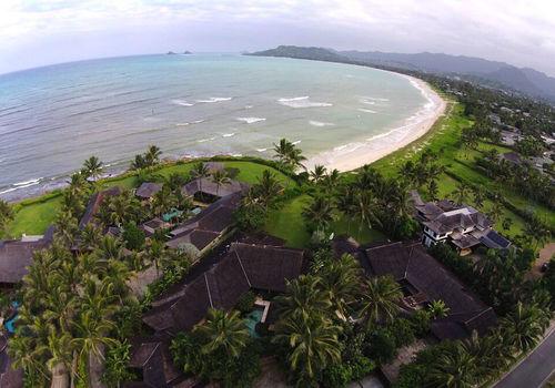HAWAII - Kailua Bay, Oahu - 5 Bd, 5.5 Bth  -click for more info -