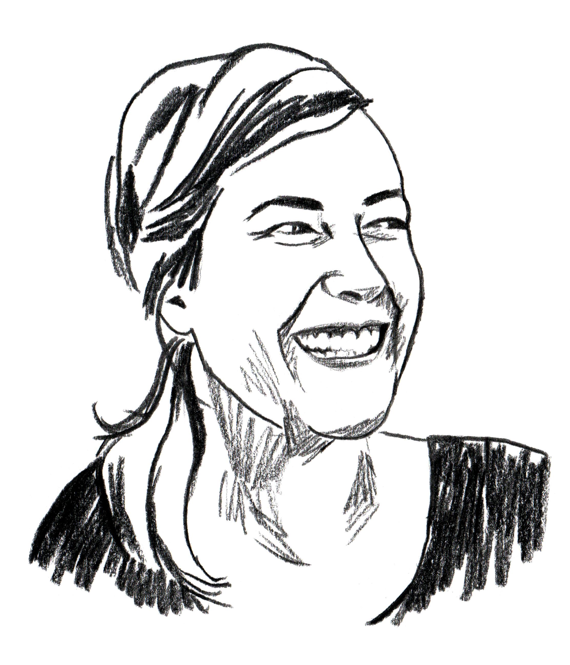 Journalist and podcaster Ann Friedman.