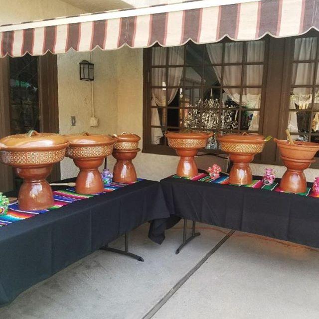 One of our few setups #food #foodie #foodporn #foodgasm #nom #nomnom #hungry #instafood #taco #tacos #mexicanfood #boyleheights #eastlosangeles #eastla #catering #tortillas #eastsidetacos #discoverLA #tacolife
