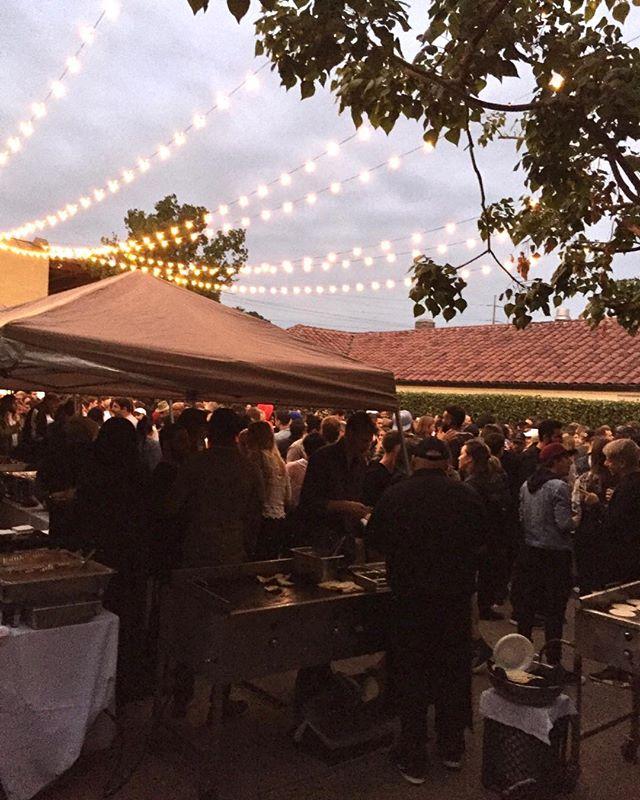 Summer Night Tacos #food #foodie #foodporn #foodgasm #nom #nomnom #hungry #instafood #taco #tacos #mexicanfood #boyleheights #eastlosangeles #eastla #catering #tortillas #eastsidetacos #discoverLA #tacolife