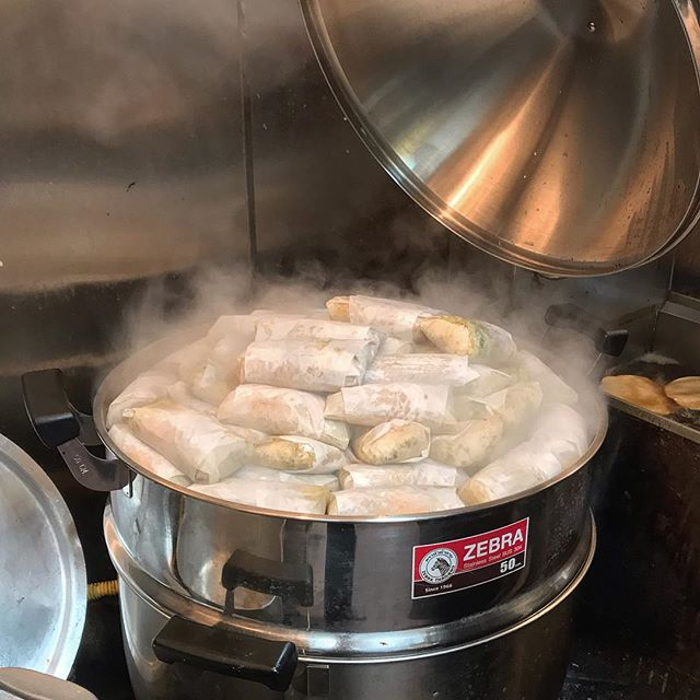 Staying warm with #tamales  #food #foodie #foodporn #foodgasm #nom #nomnom #hungry #instafood #taco #tacos #mexicanfood #boyleheights #eastlosangeles #eastla #catering #tortillas #eastsidetacos #discoverLA #tacolife