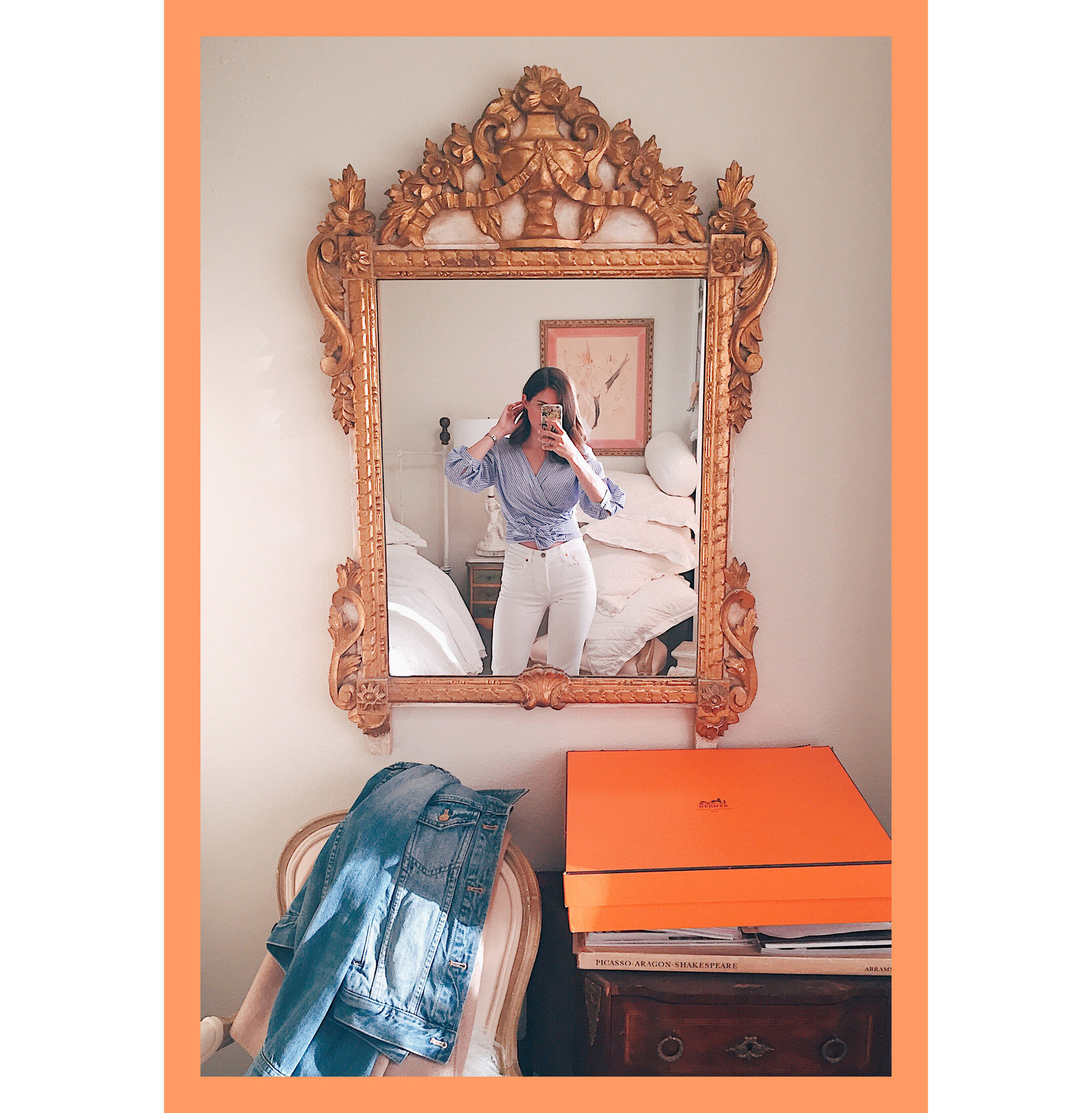 French Mirror Hermes Box Selfie.jpg