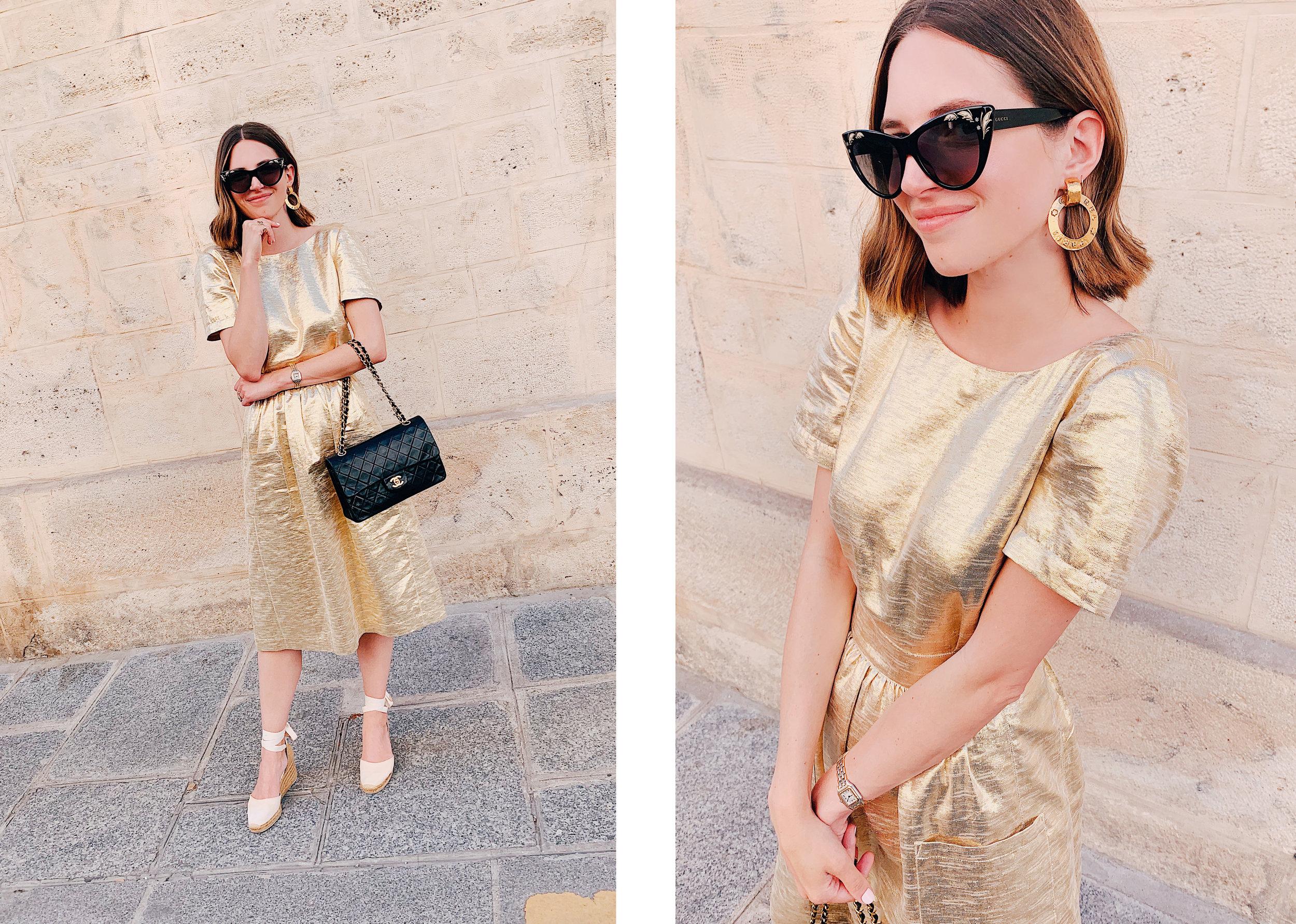 Paris 16 Gold Sezane Dress.jpg