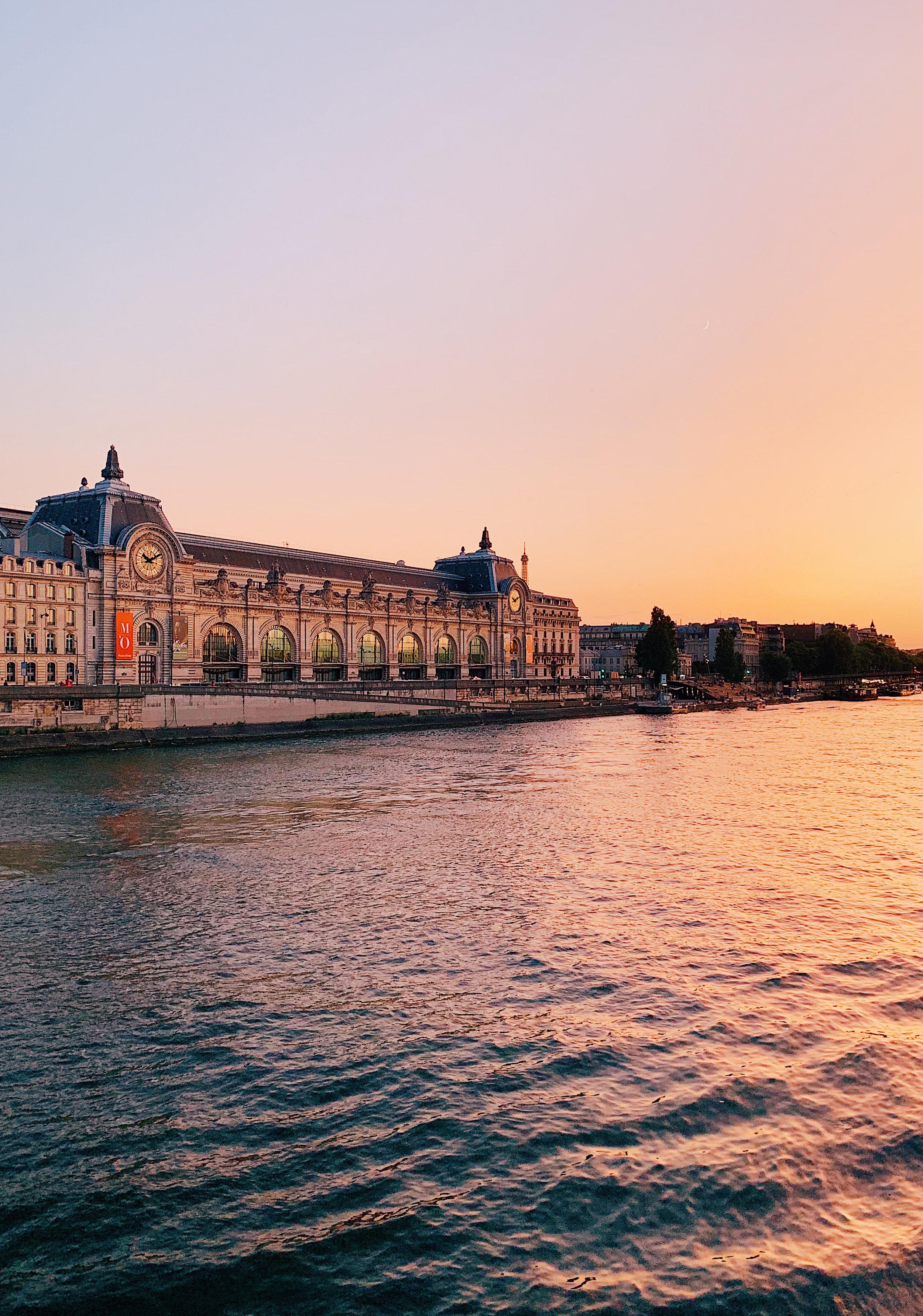 Paris 17 Sunset Over the Siene.jpg