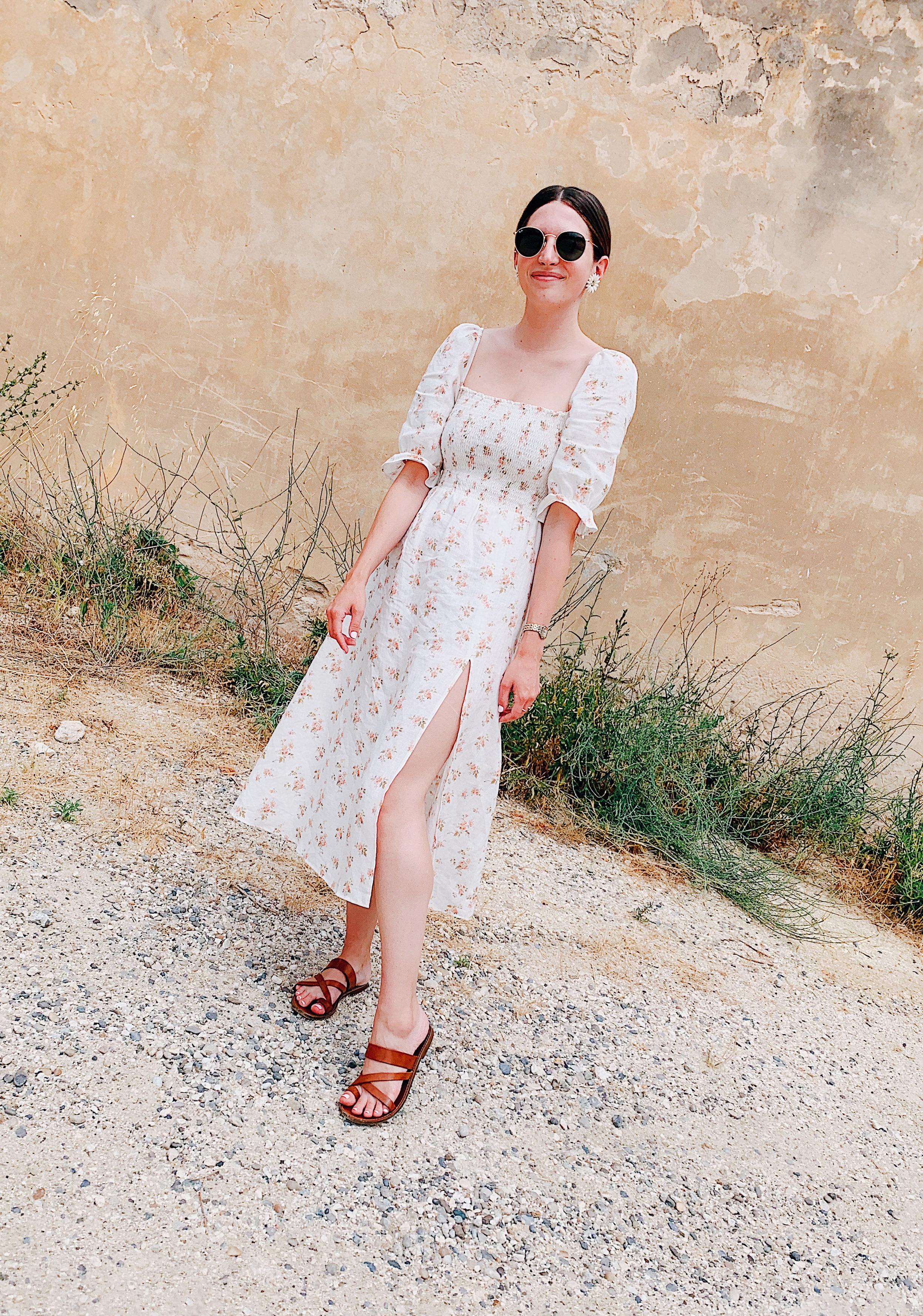 Provence Reformation Marabella Dress 15.jpg