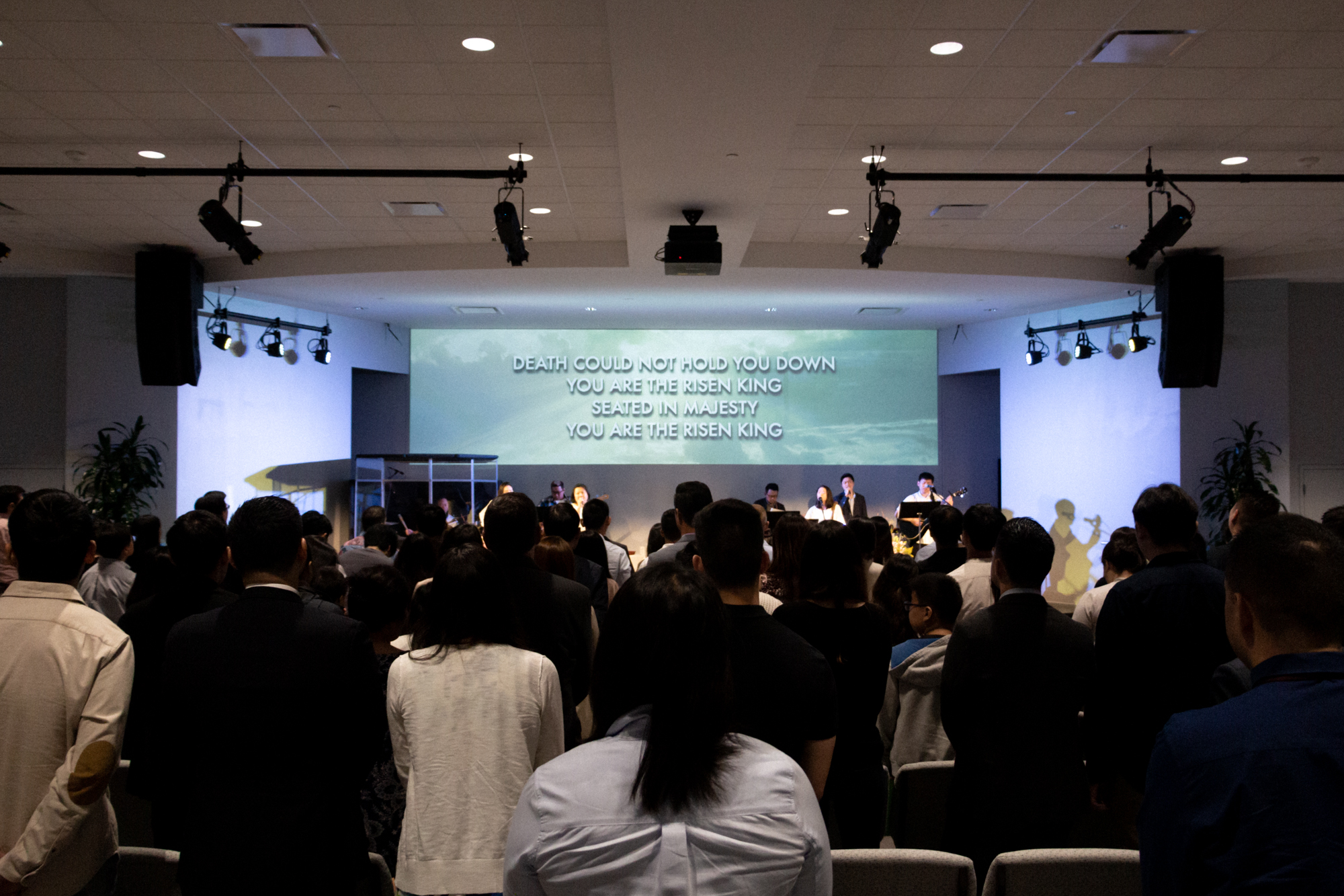 Sunday Worship - First Service: 9:35 AMSecond Service: 11:35 AMChildren's Ministry runs for 11:35 AM worshipAddress:119 Rockland AveNorthvale, NJ 07648