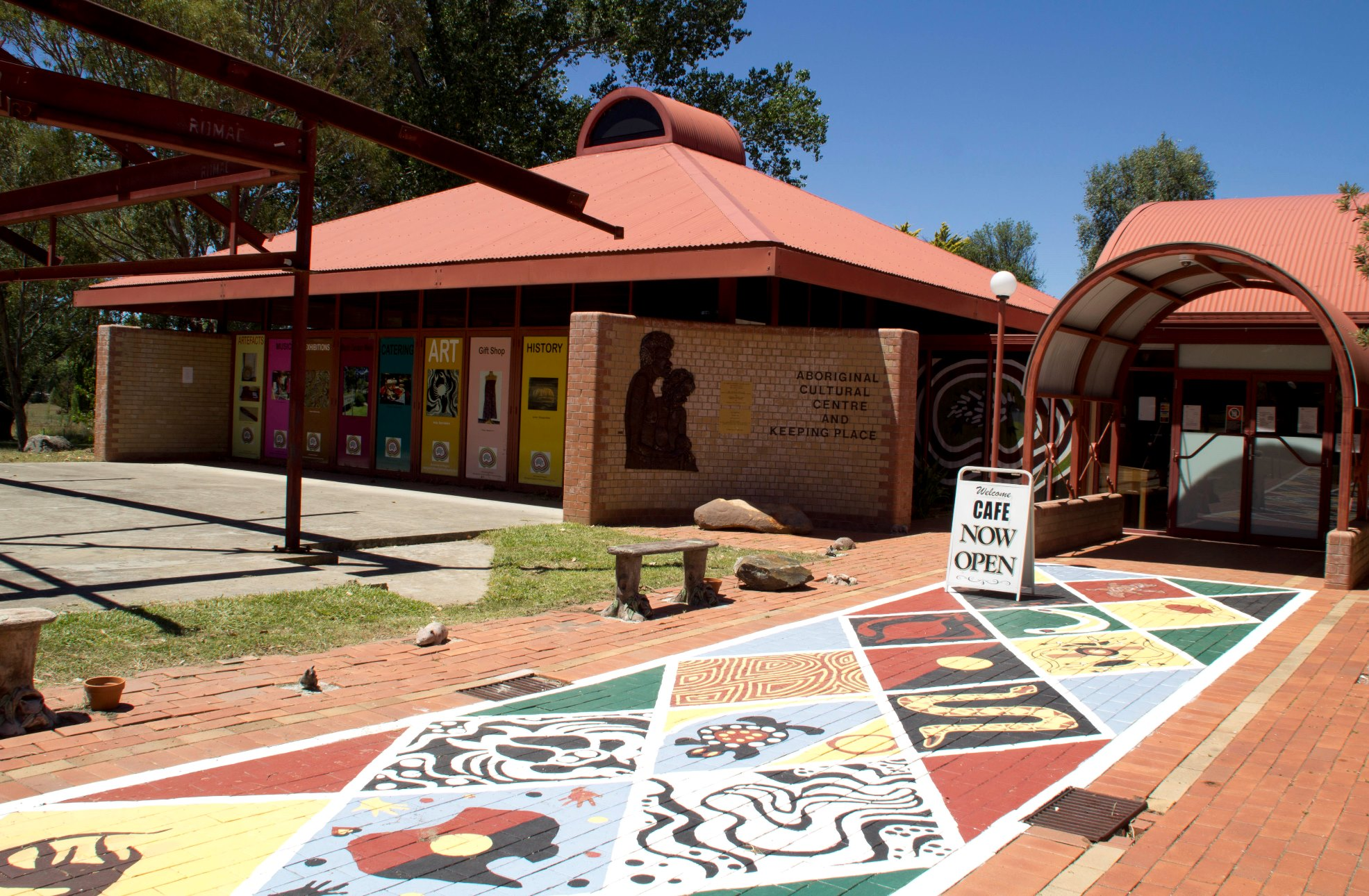Copy of Aboriginal Cultural Centre and Keeping Place, Armidale
