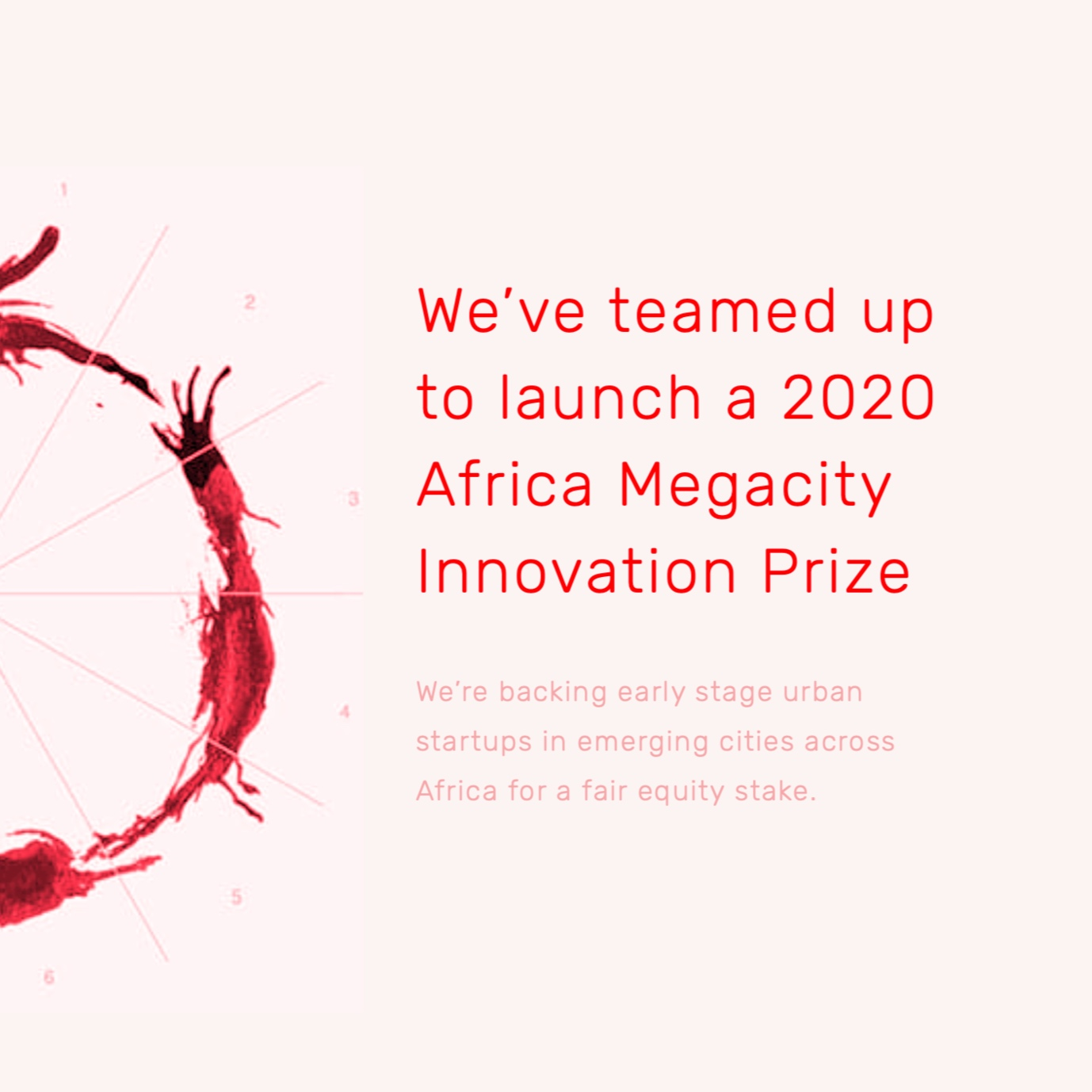 Utopia and Future Africa team up to launch 2020 Africa Megacity Prize -
