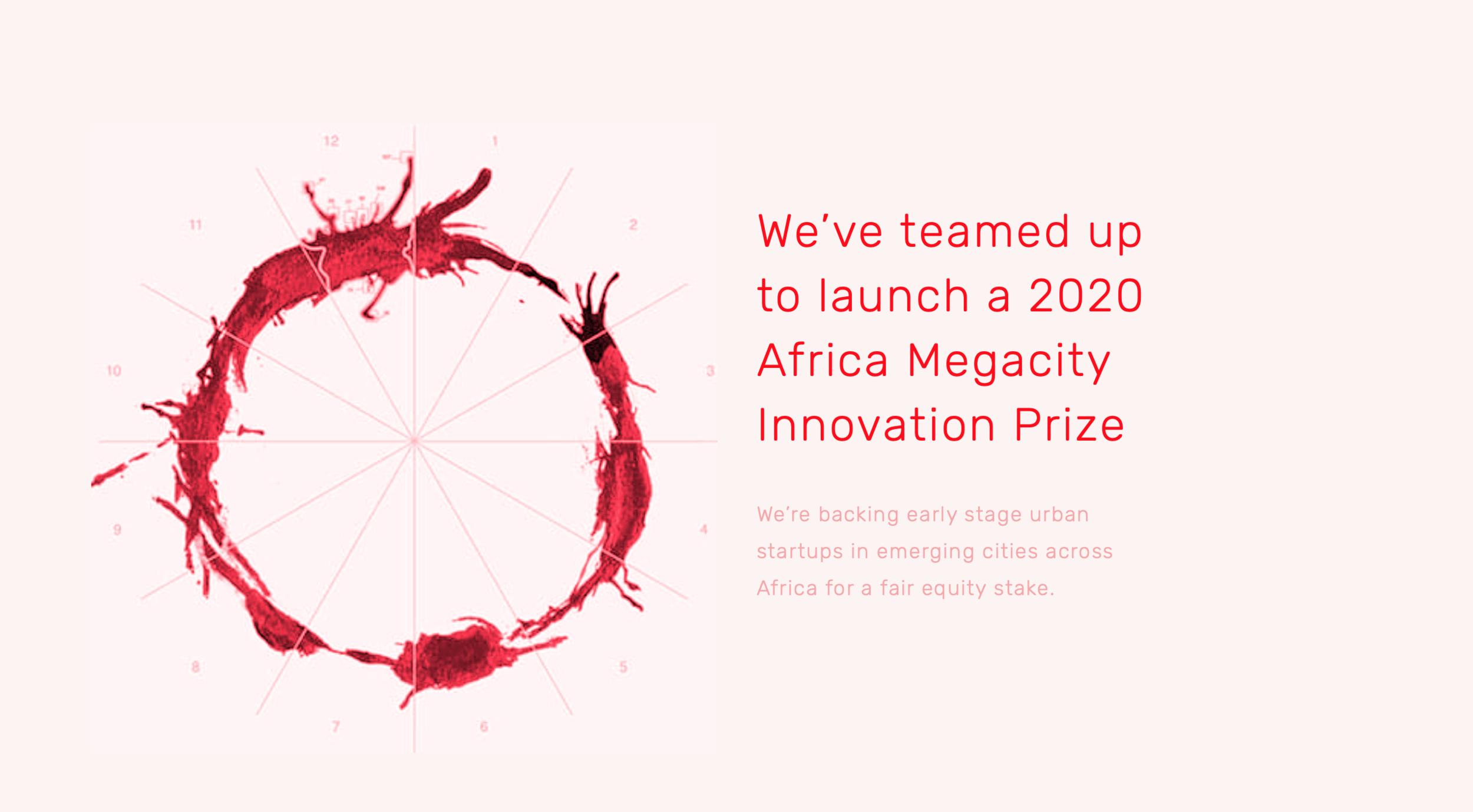 Press Release - Africa Megacity Prize