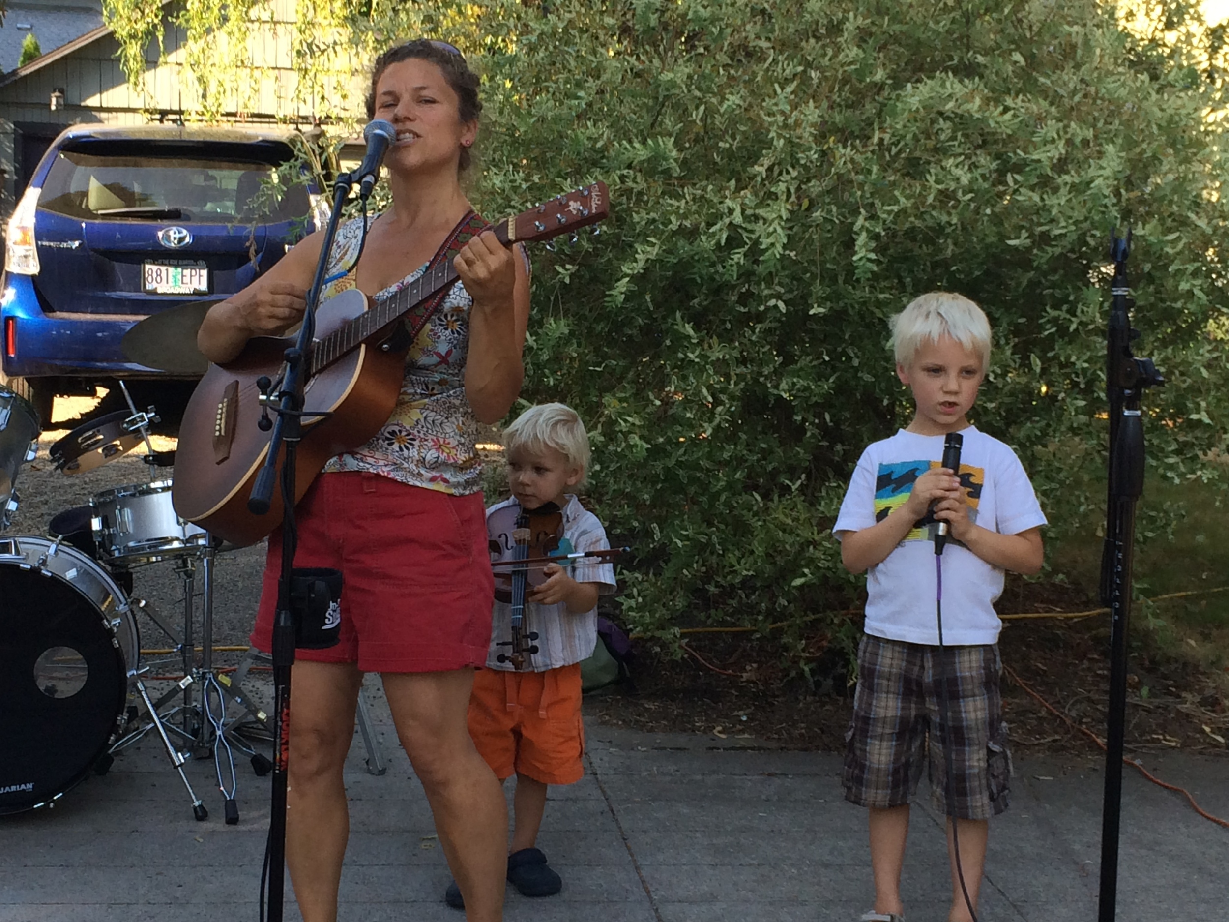 Neighborhood Music Concert