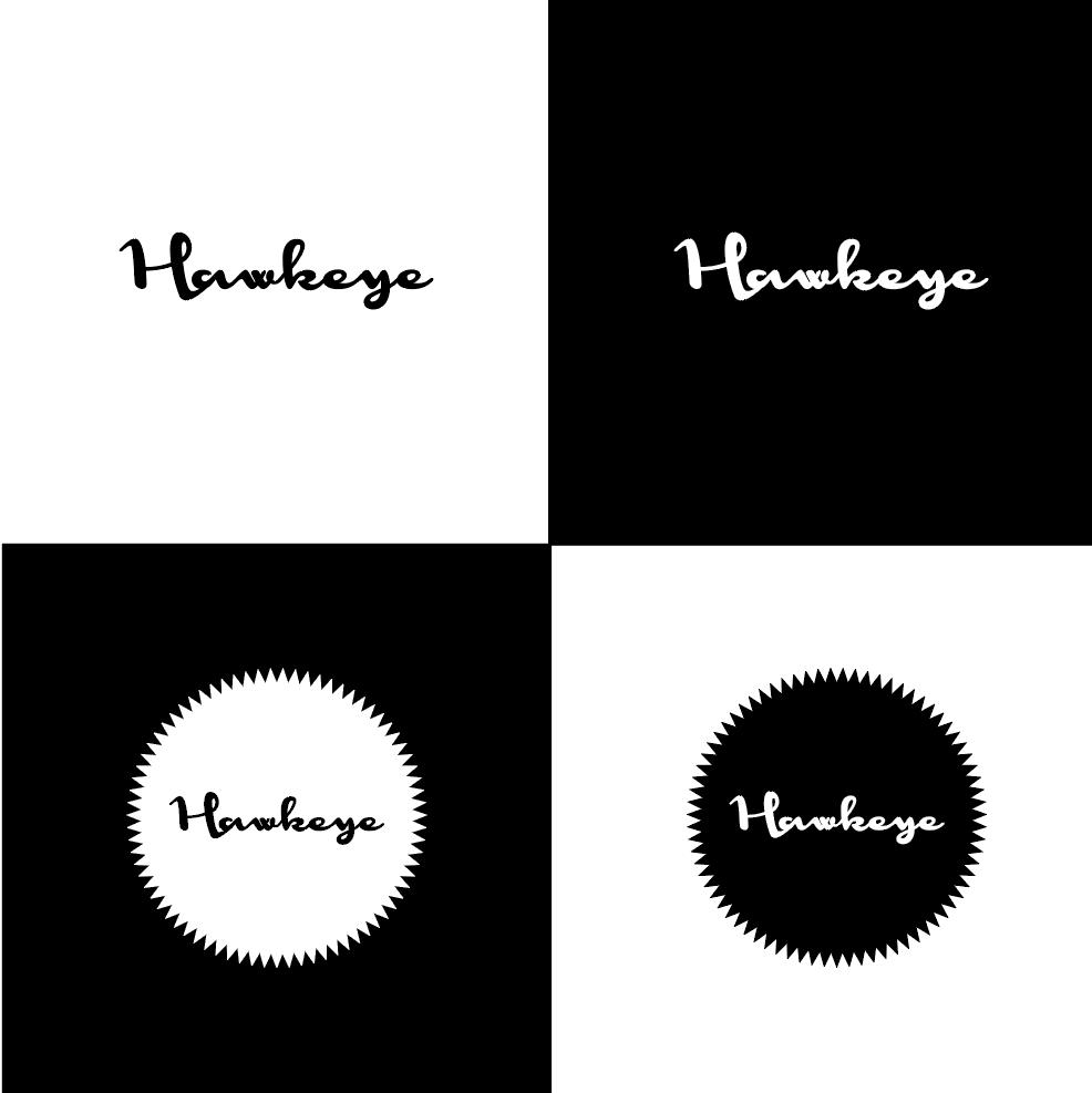 Logo design for a friend