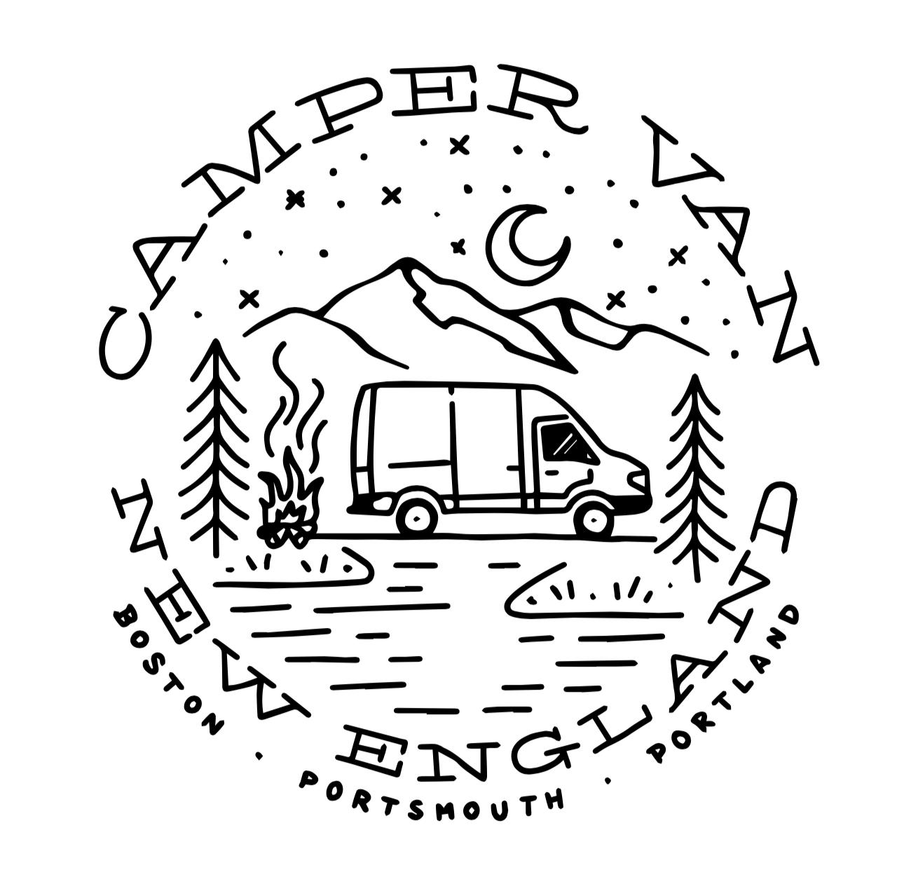 CamperVanNewEngland