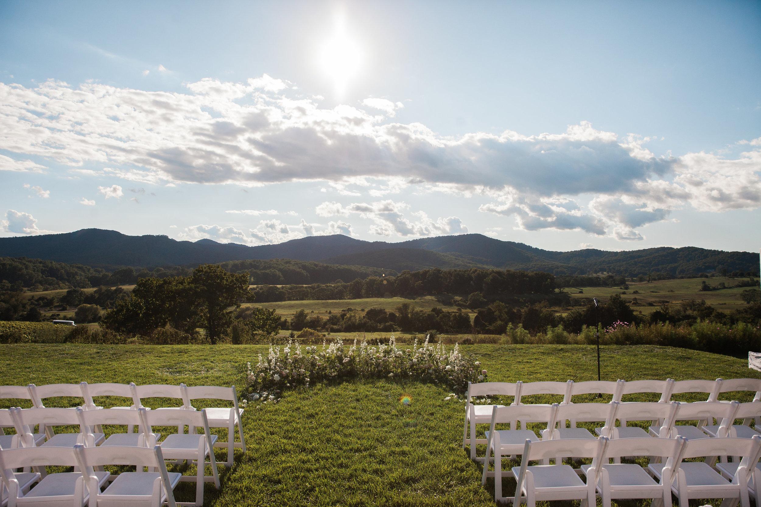 The One Moment Events - Wedding Ceremony Charlottesville VA.jpg