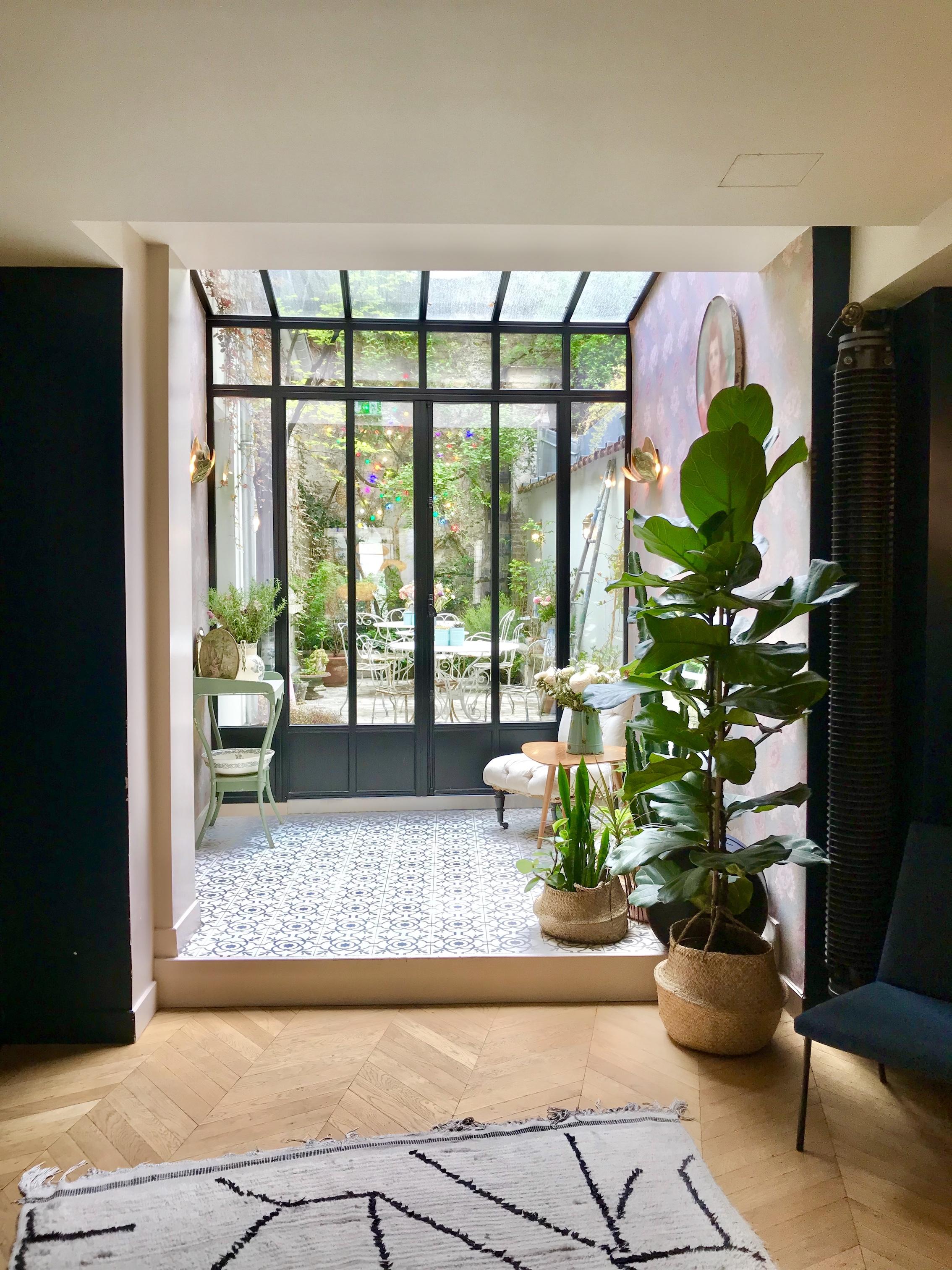 Hotel Henriette paris boutique hotel review
