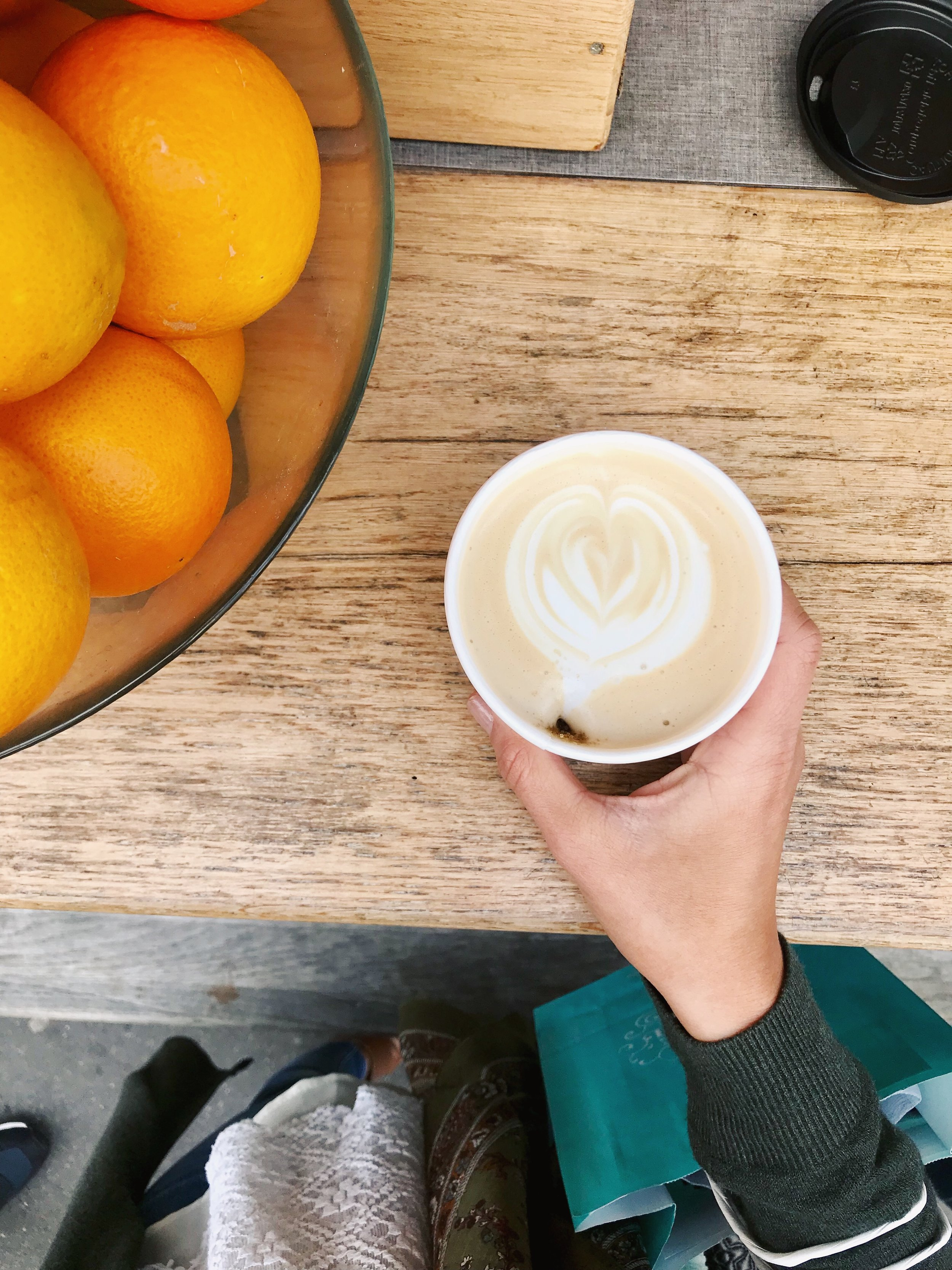 Coffee in Paris Latte art .JPG