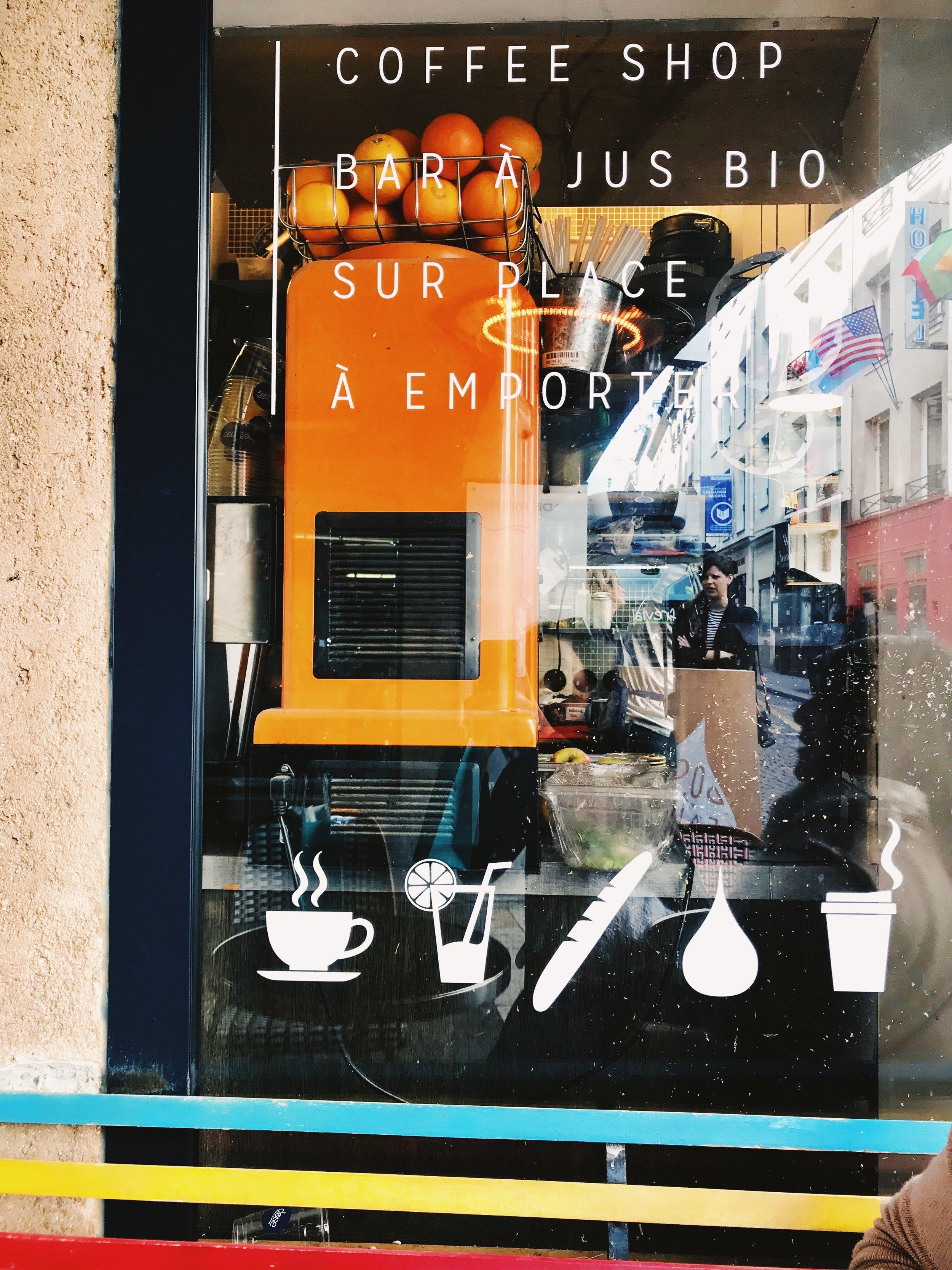 Dose Coffee shop Paris .JPG