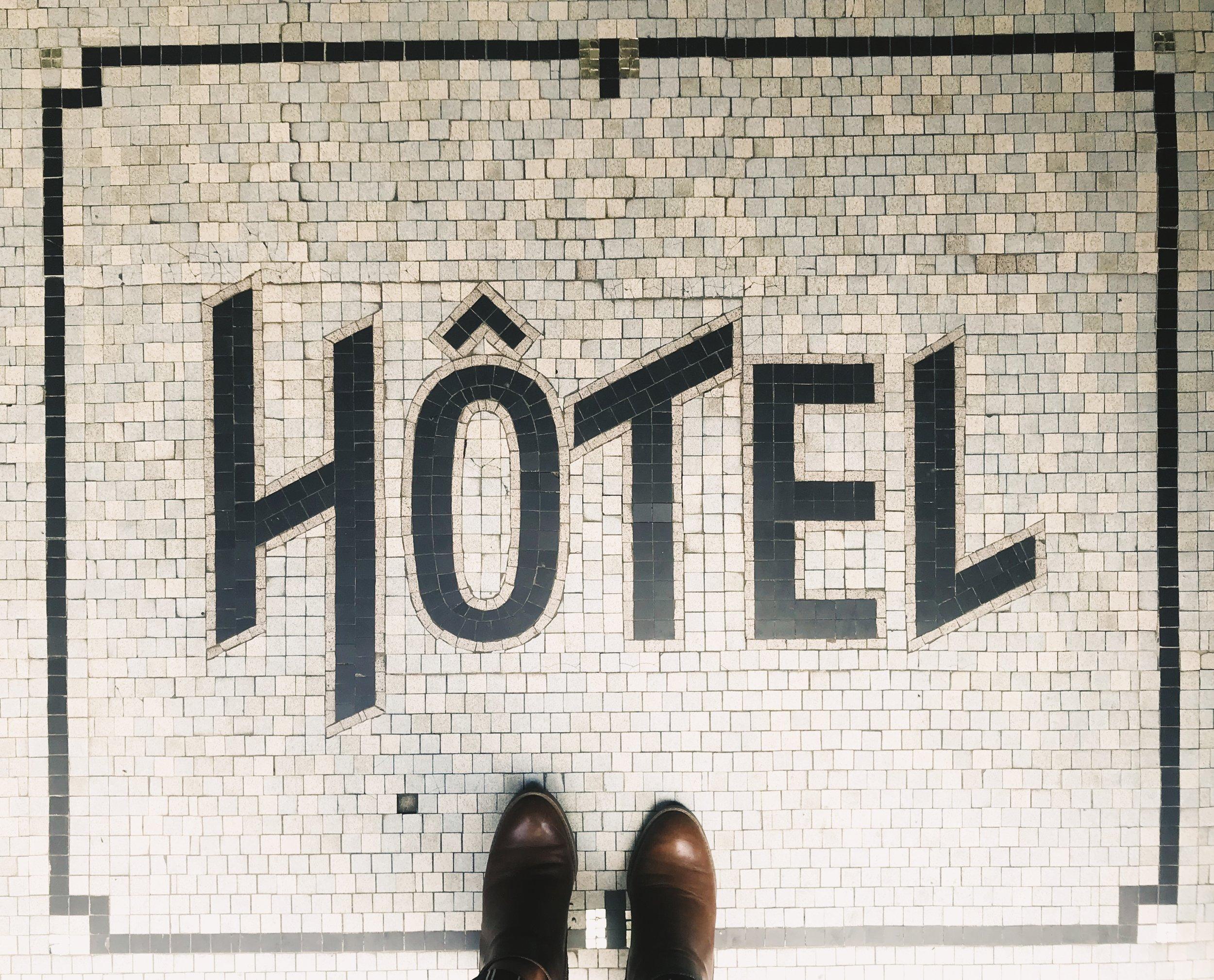 Paris France Hotel Henriette Review .JPG