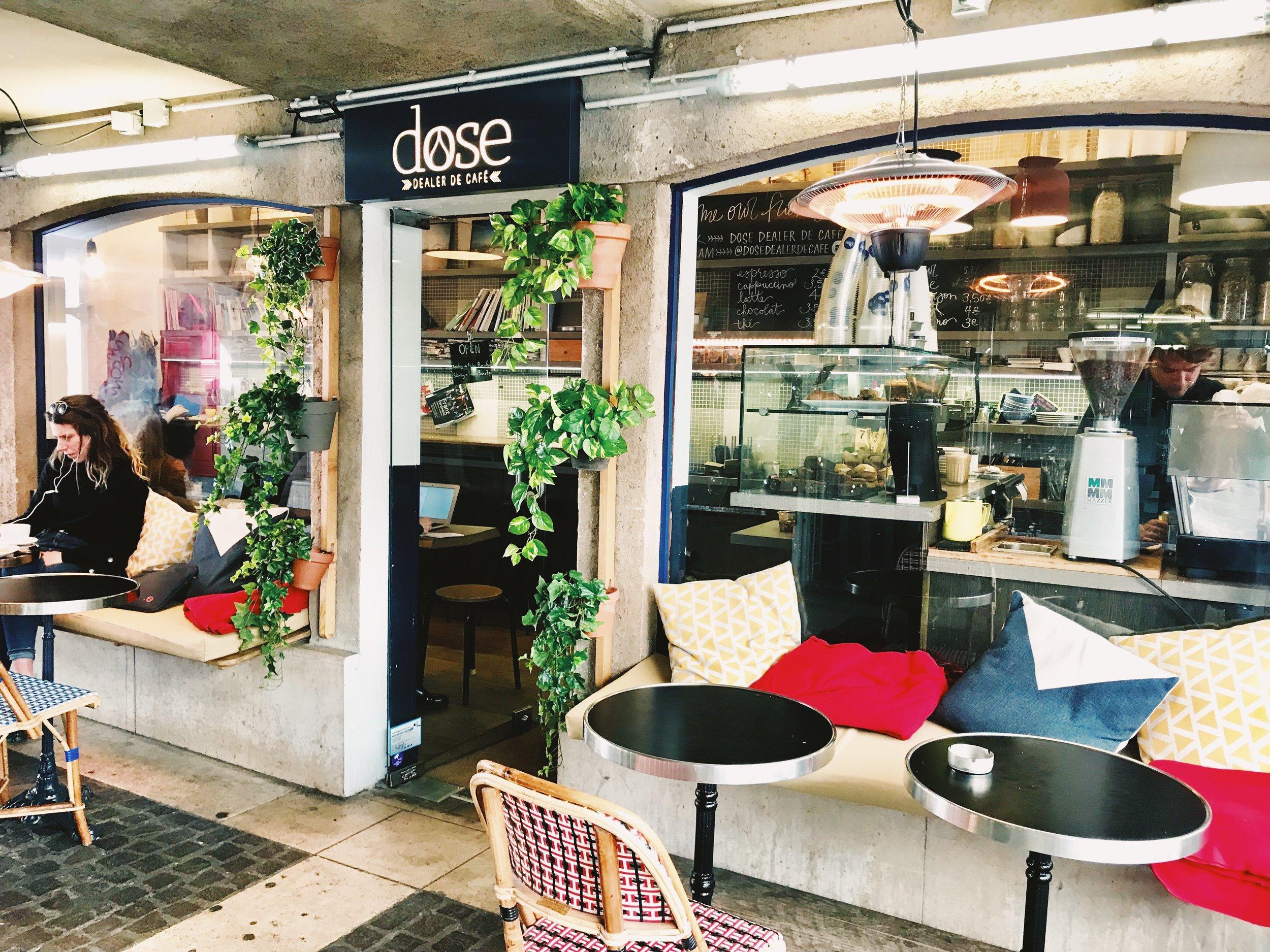 Dose Coffee Bar Paris France .JPG
