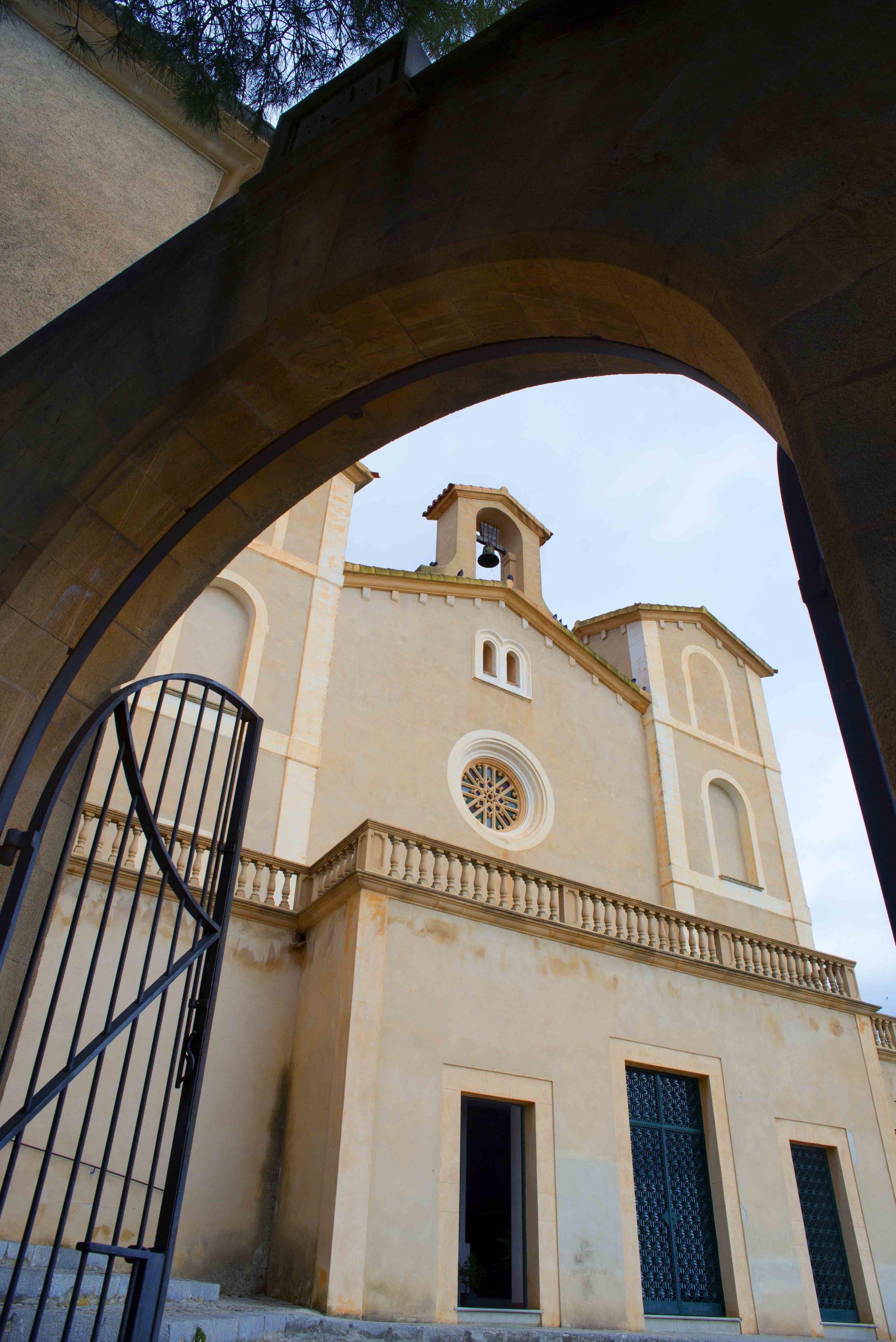 Parroquia D'arta,Arta, Mallorca Spain.