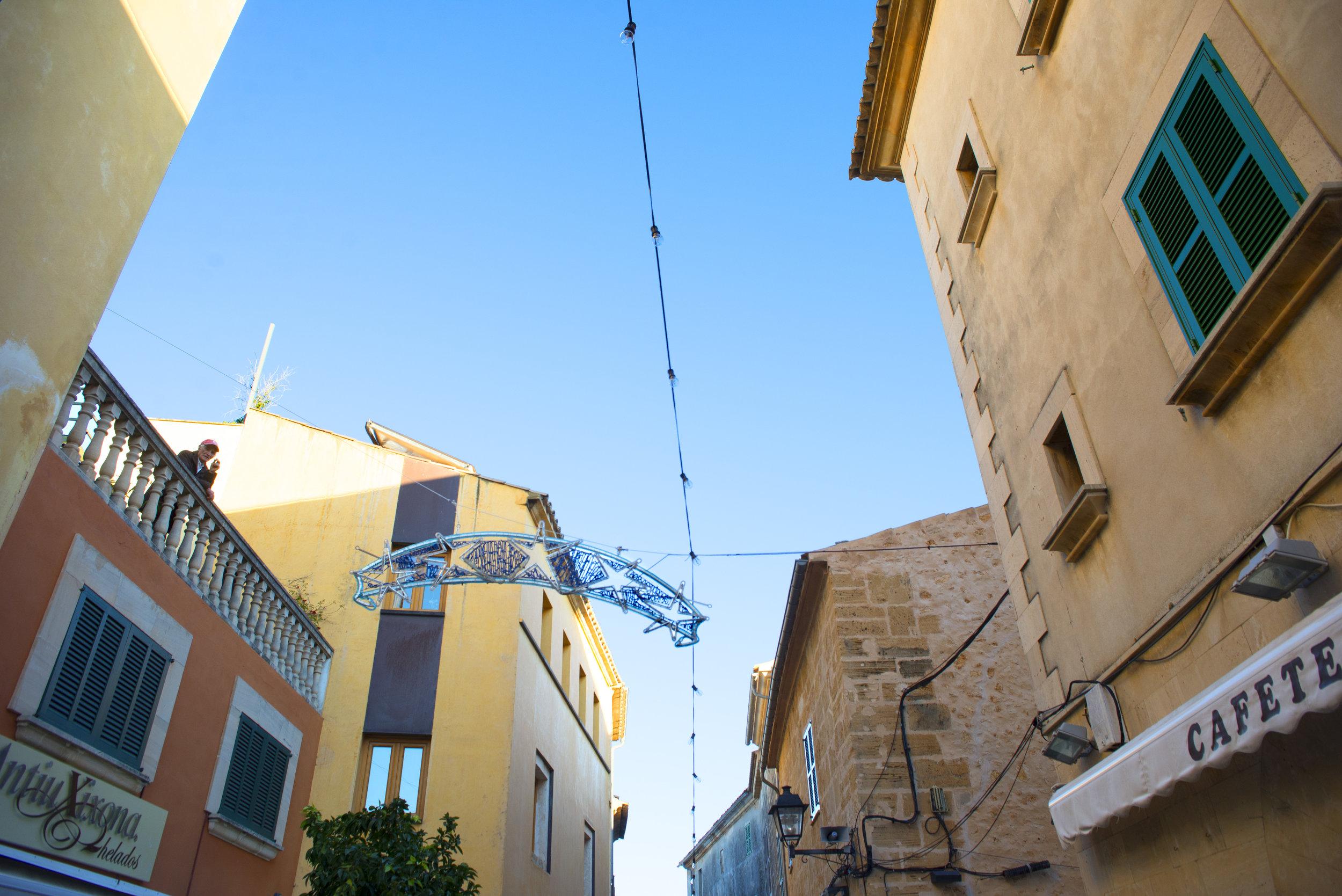 Santanyí, Mallorca Spain.