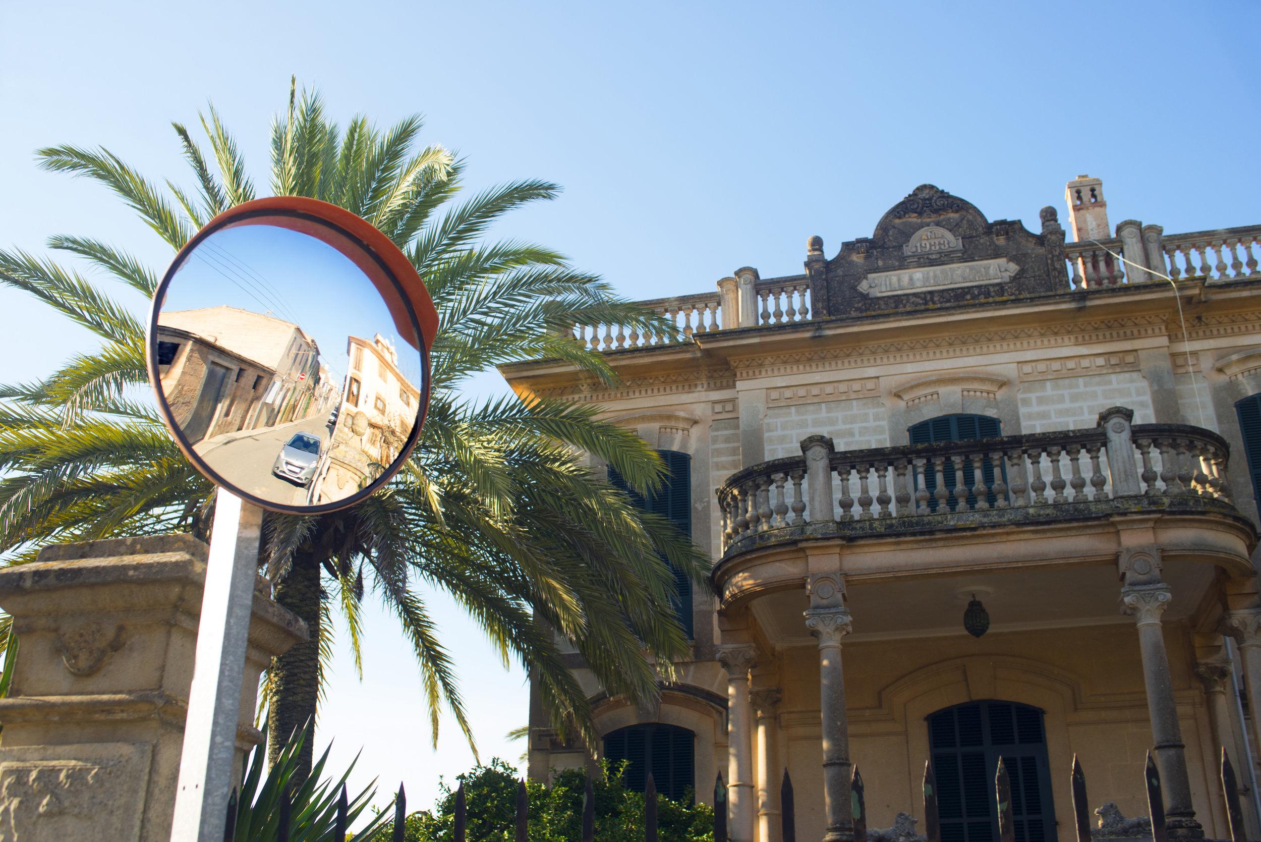 Porreres, Mallorca Spain.