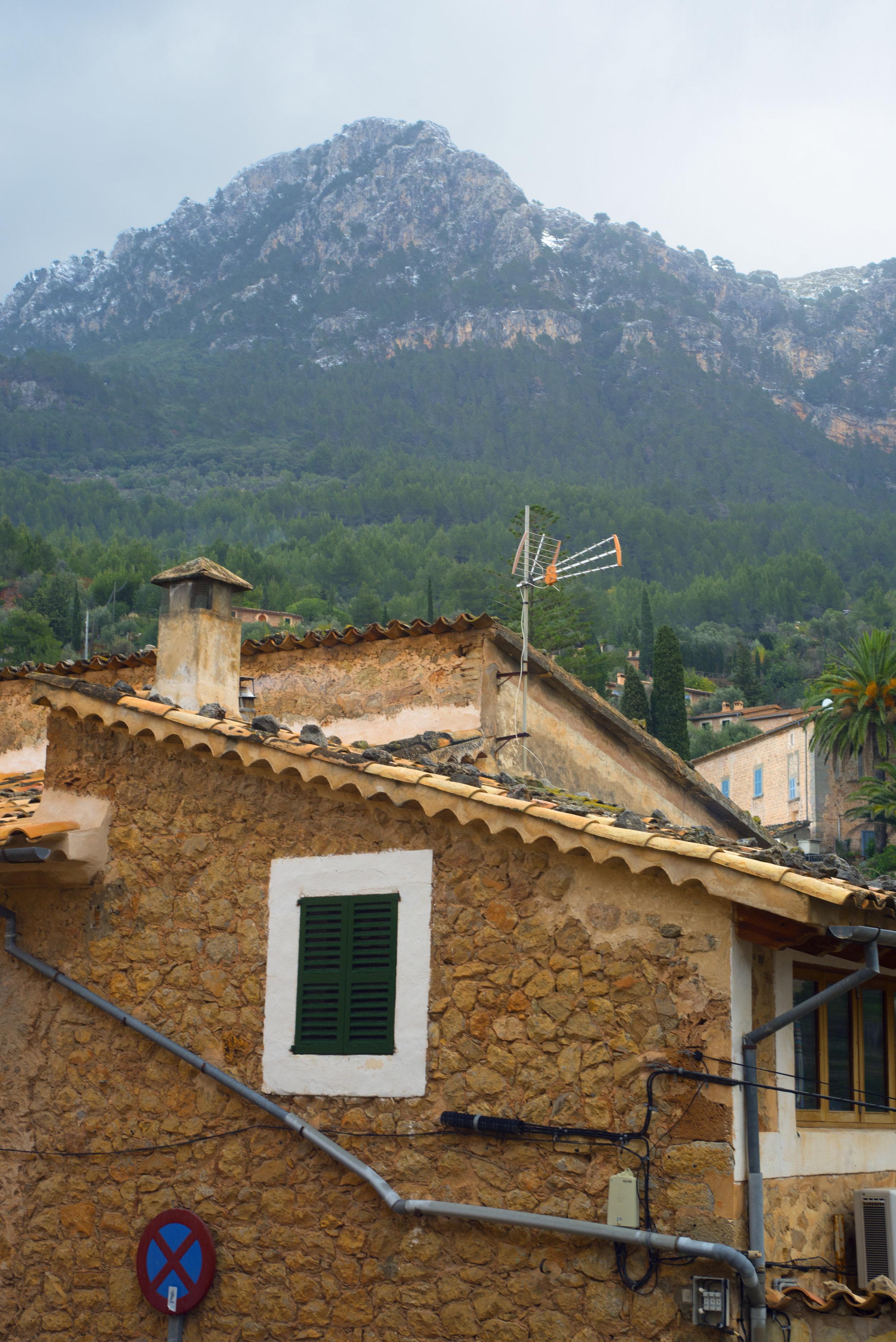 Deià, Mallorca Spain.