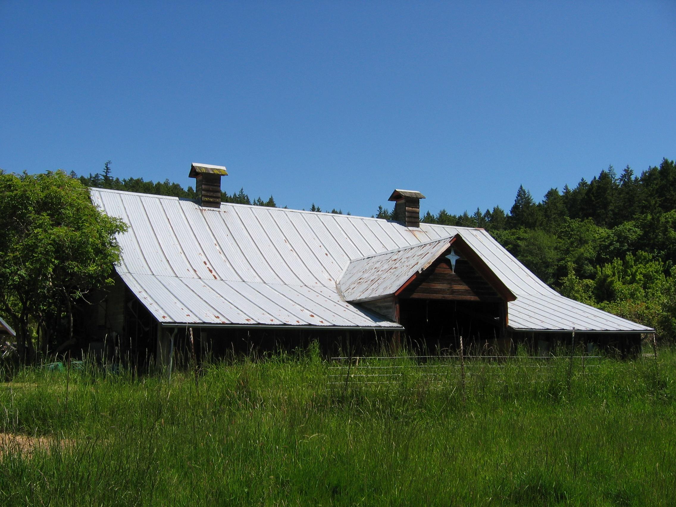 Photo courtesy of Historic Barns of San Juan County