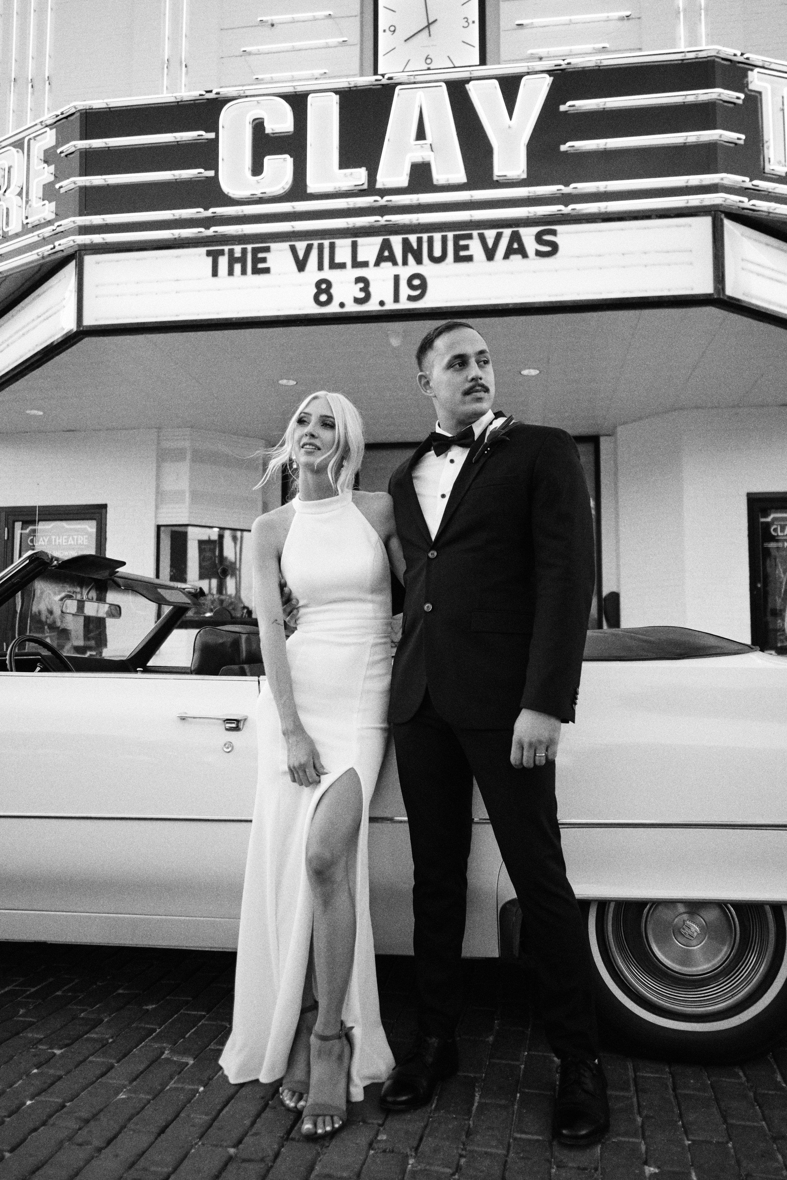 WEDDINGS - START AT $3,500