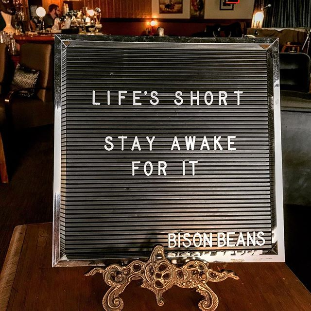 The Bison Bar is open during the day for coffee & cake.  Perfect for a quick coffee to go,  some lengthy lounge time,  or a discreet meeting.  #coffee #coffeelounge #espressobar #bisonbeans #thebisonbar #nambourhospitality #nambour #yesitsinnambour
