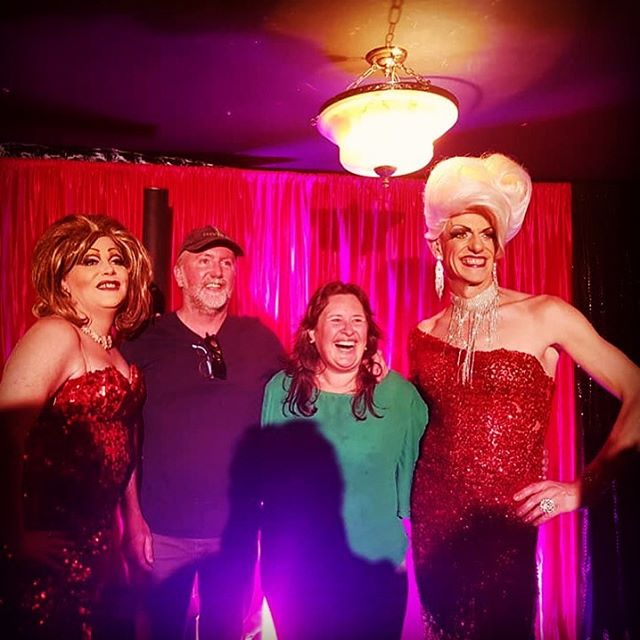 Packed house for our last Melony's Drag Queen Bingo at The Bison Bar. Thanks to Melony and Sal, what an absolute hoot we've had over the past 3 years! Cheers everybody 🥰🥂🍸🍭🌈🎂