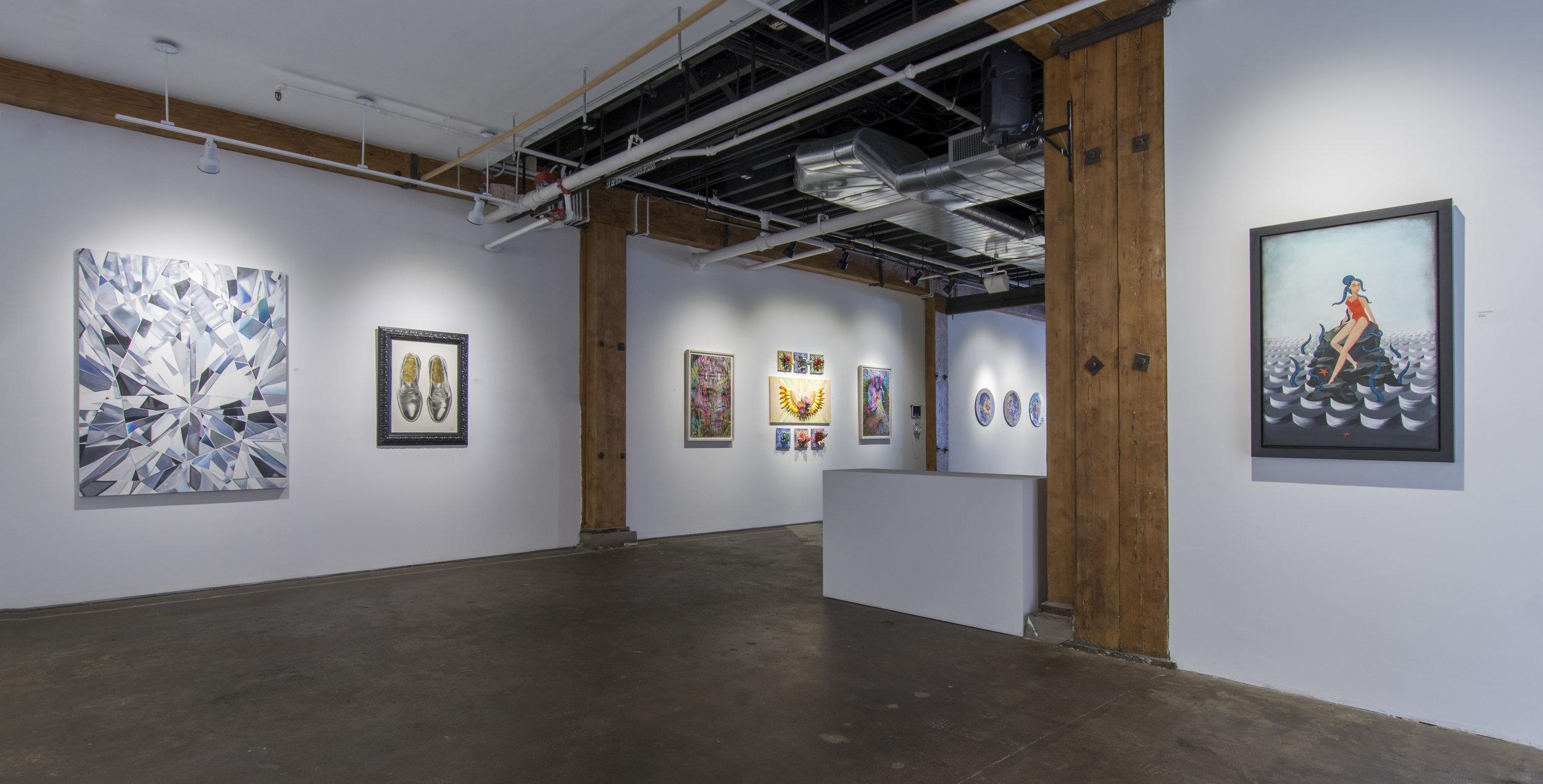 Joseph Gross Gallery, New York.
