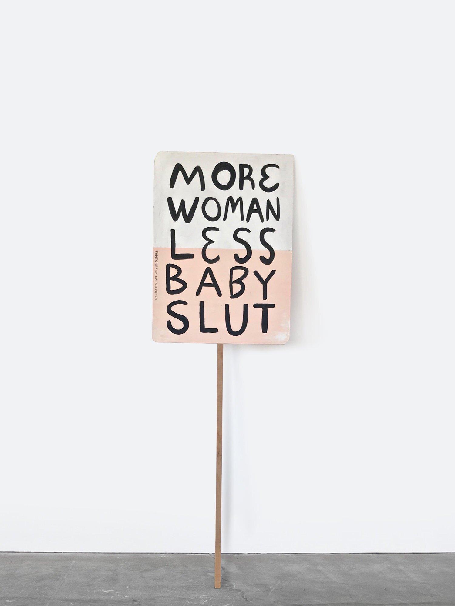 More Woman Less Baby Slut