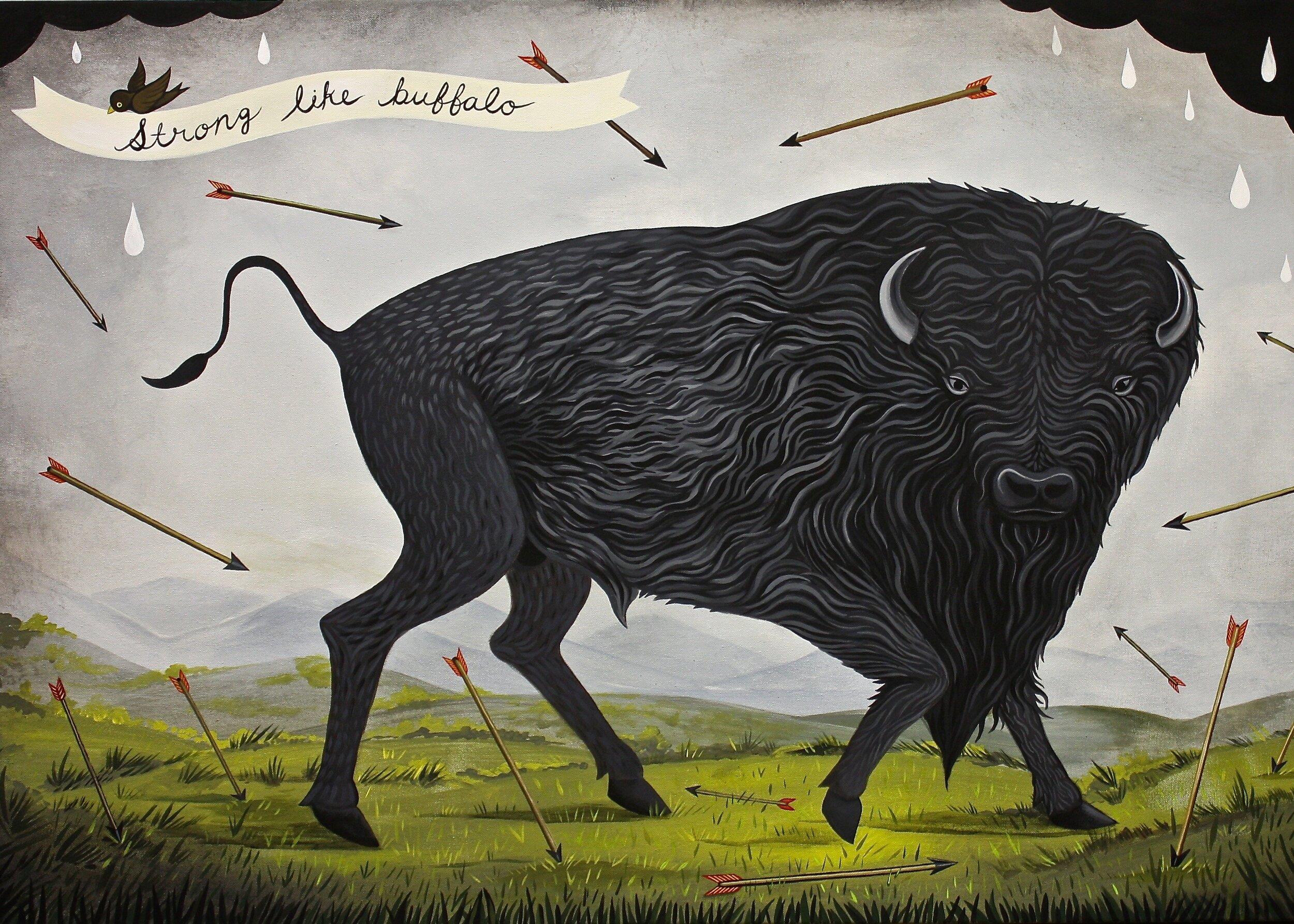 Strong Like Buffalo