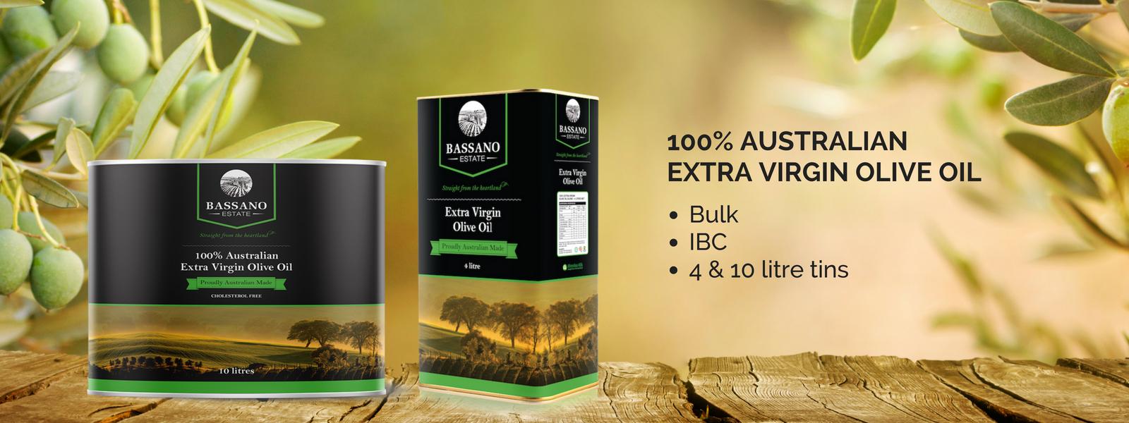 Extra Virgin Olive Oil — Treetops Plantation